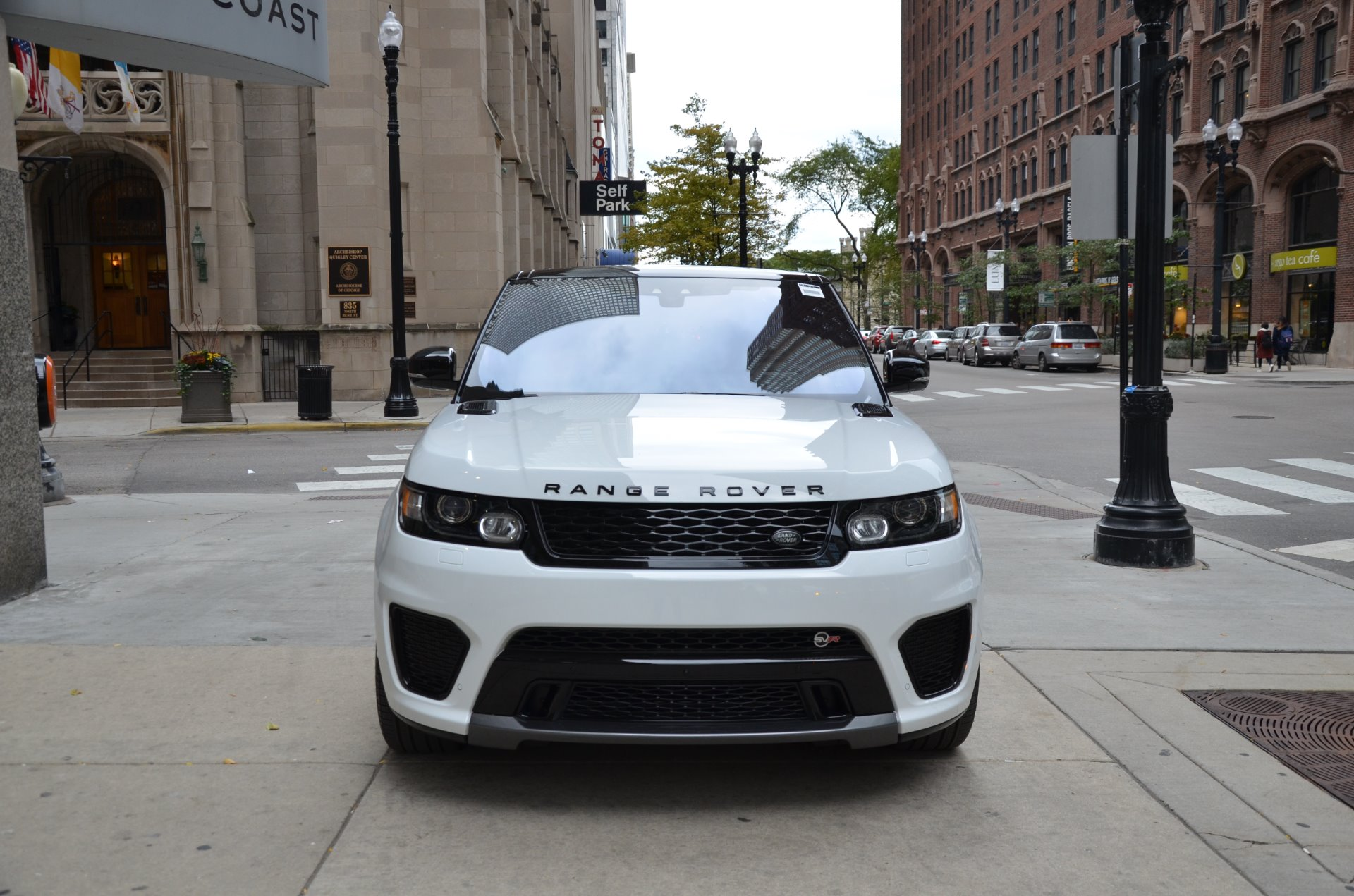 Used 2017 Land Rover Range Sport Svr Chicago Il