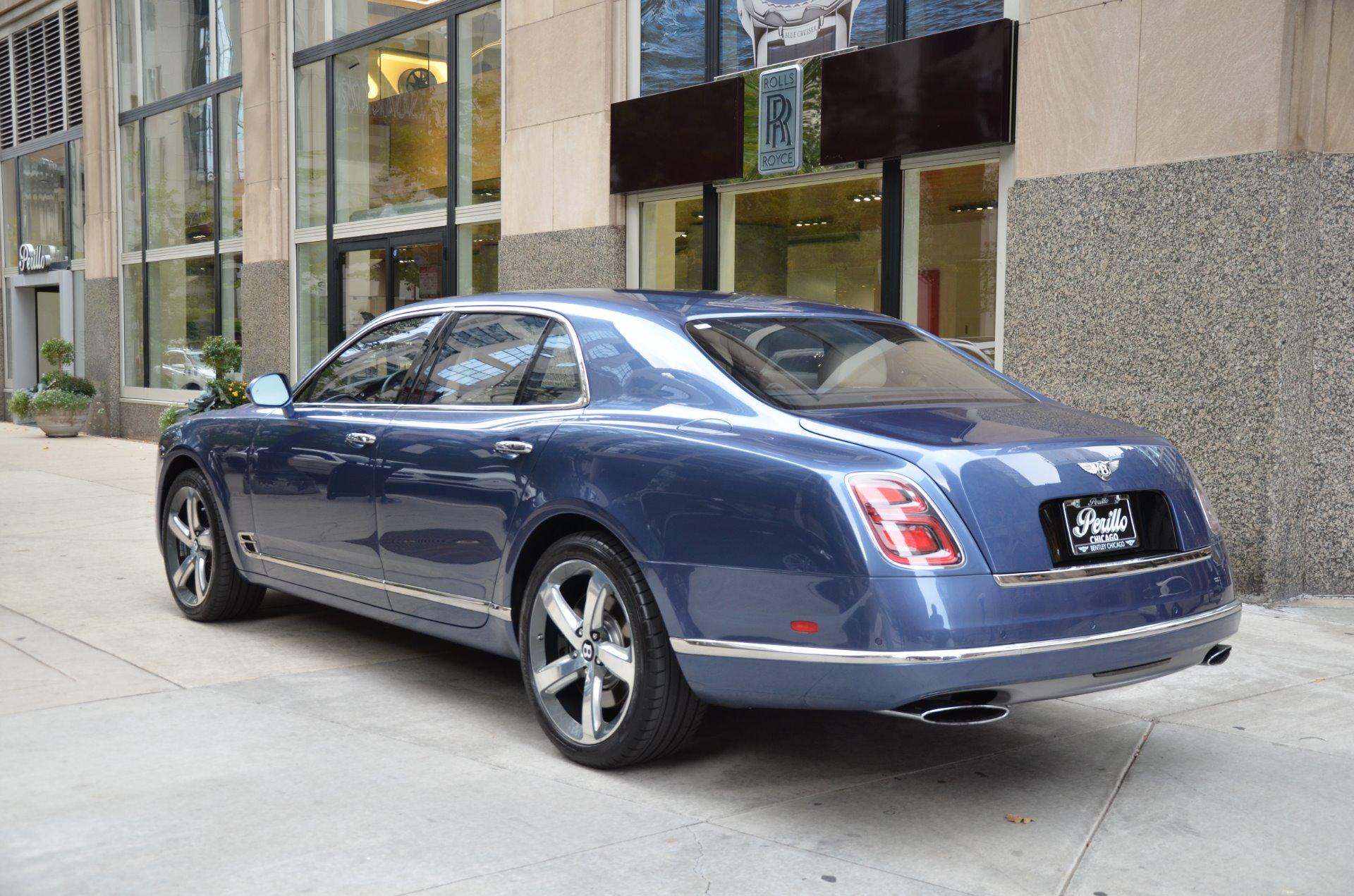 New 2017 Bentley Mulsanne Speed | Chicago, IL