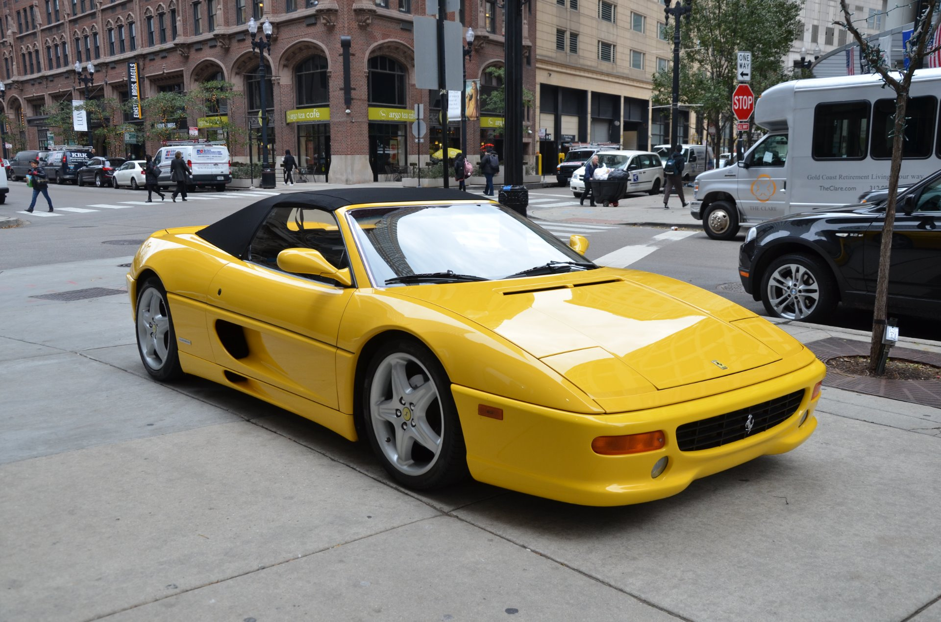 1997 ferrari f355 spider stock gc2347 for sale near. Black Bedroom Furniture Sets. Home Design Ideas