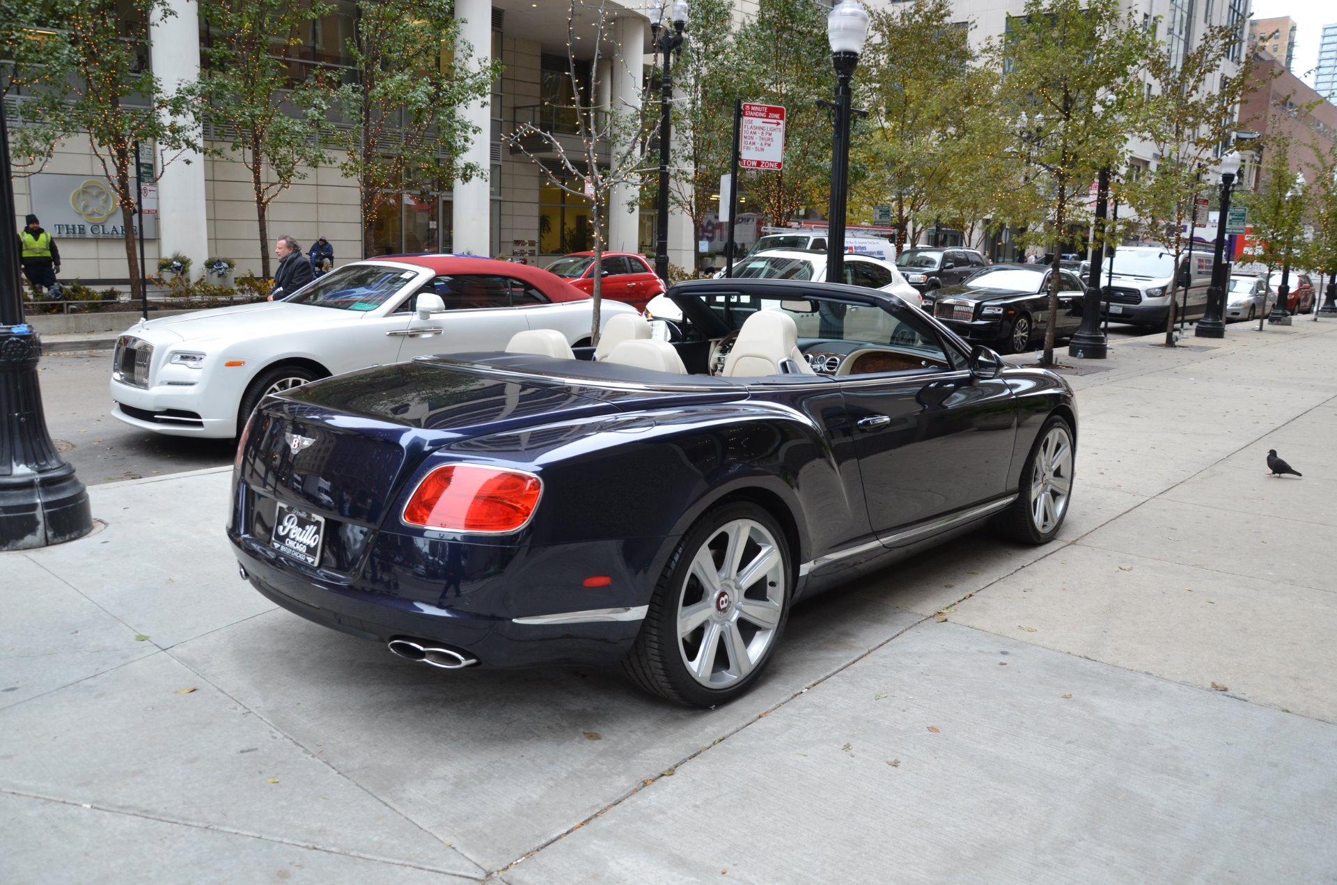 2013 Bentley Continental GTC V8 Stock # GC2217 for sale near Chicago ...