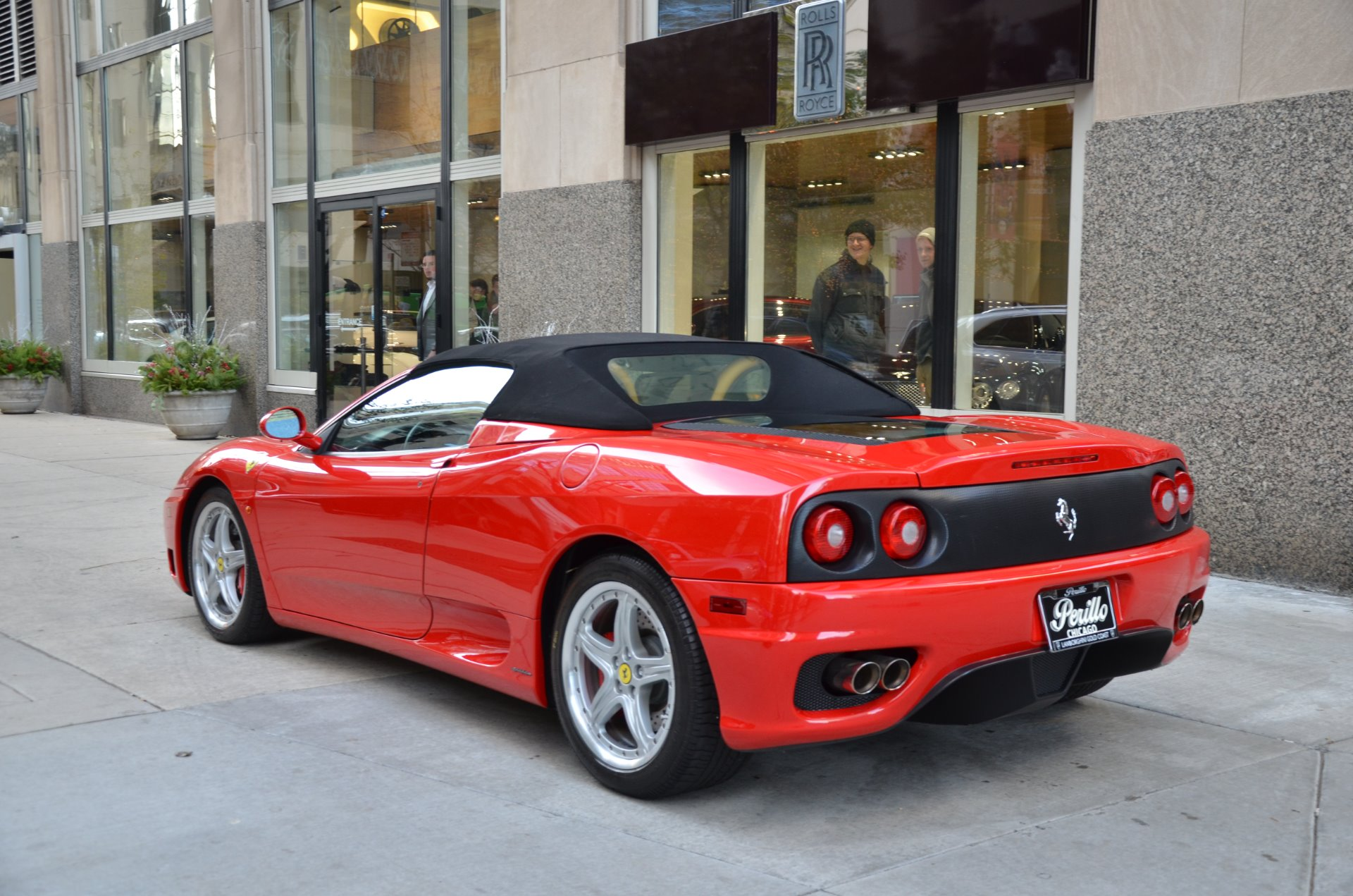 Used 2004 Ferrari 360 Spider  | Chicago, IL