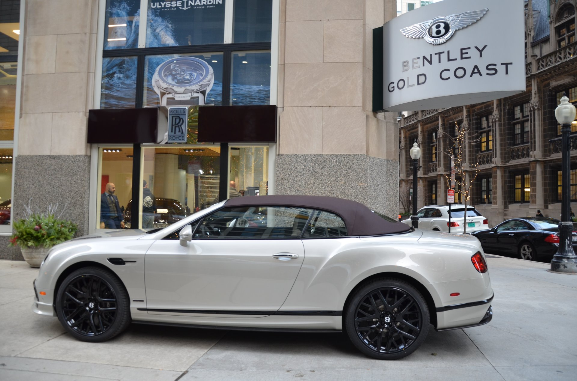 2018 bentley continental supersports convertible supersports stock