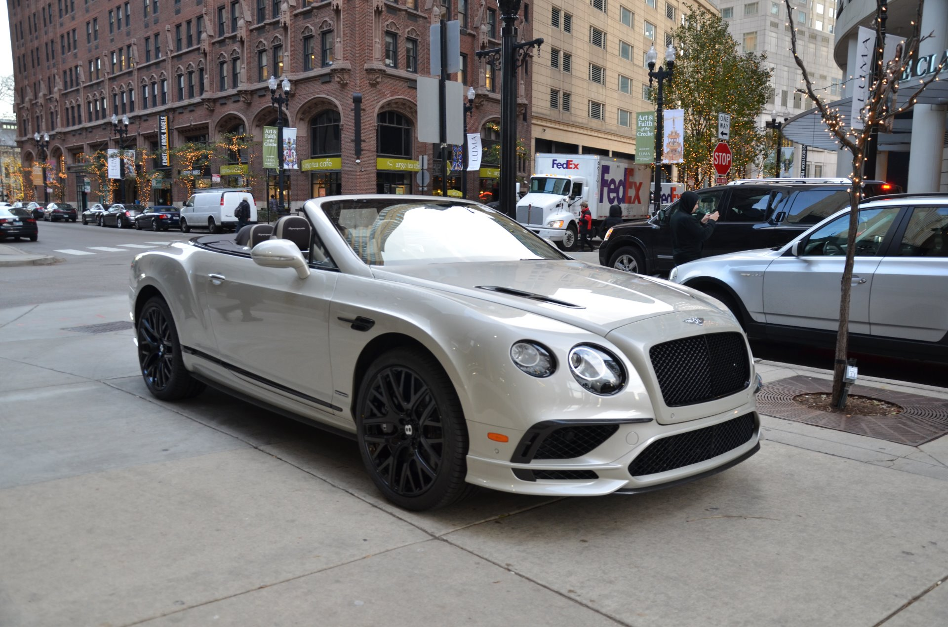 bentley continental youtube ice watch supersports isr record of for one sale convertible speed