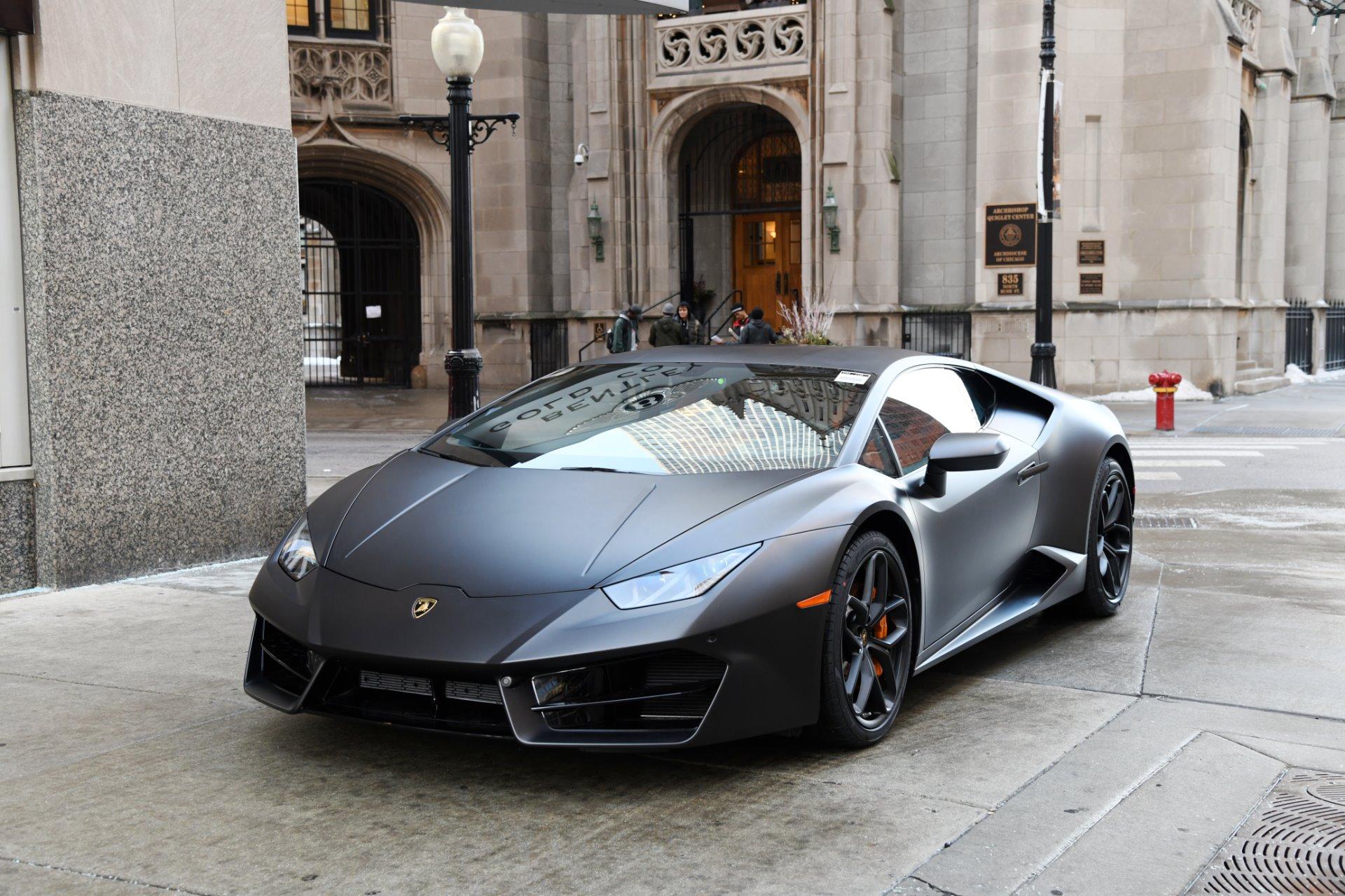 2018 Lamborghini Huracan Lp 580 2 Stock L426 For Sale