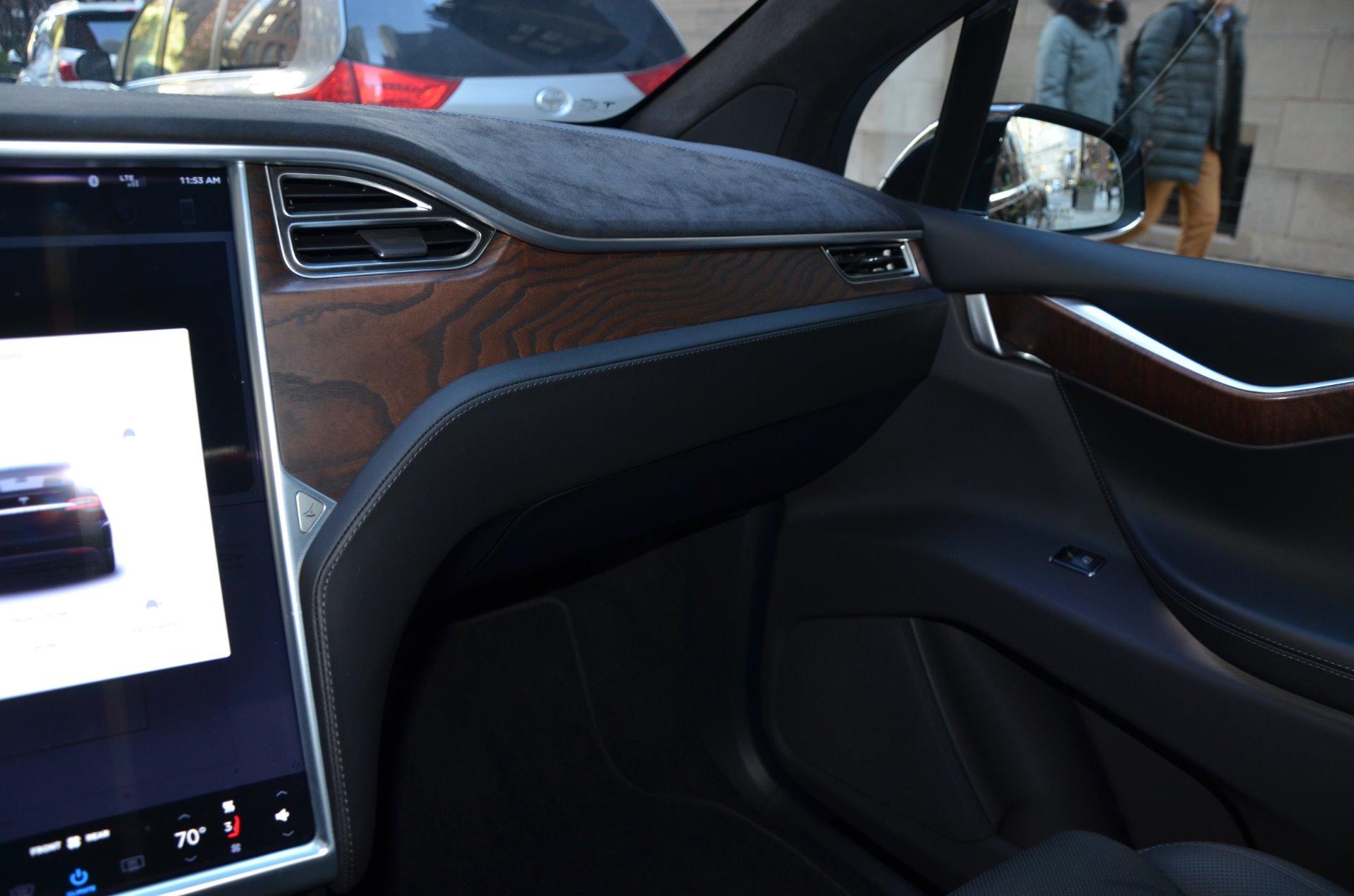 2016 Tesla Model X P90d Stock B986a For Sale Near
