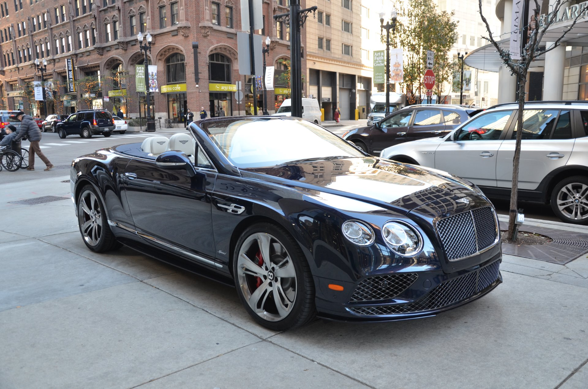 New 2017 Bentley Continental Gtc Sd Chicago Il