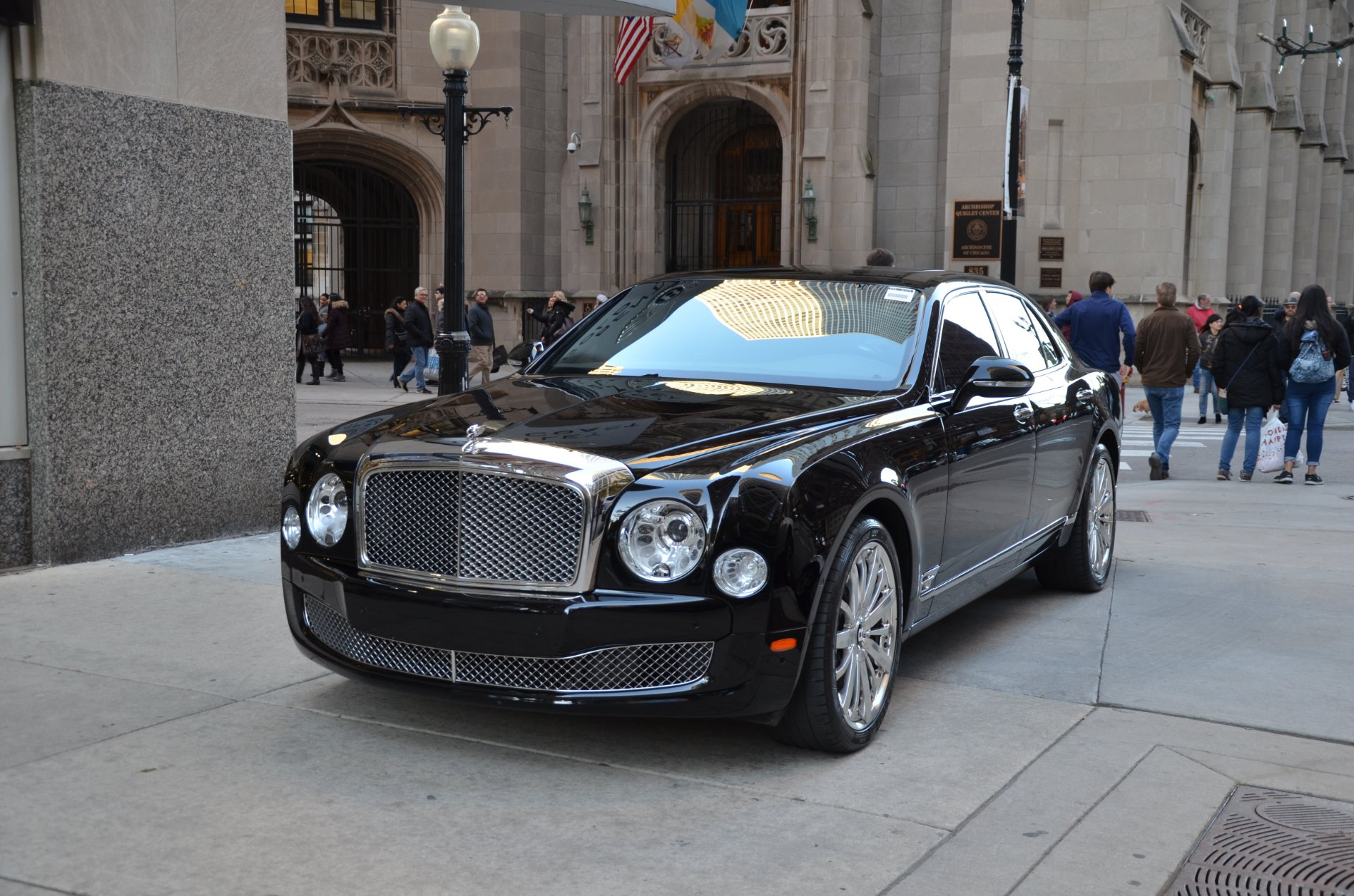 2014 Bentley Mulsanne Stock GC2214 S for sale near Chicago IL
