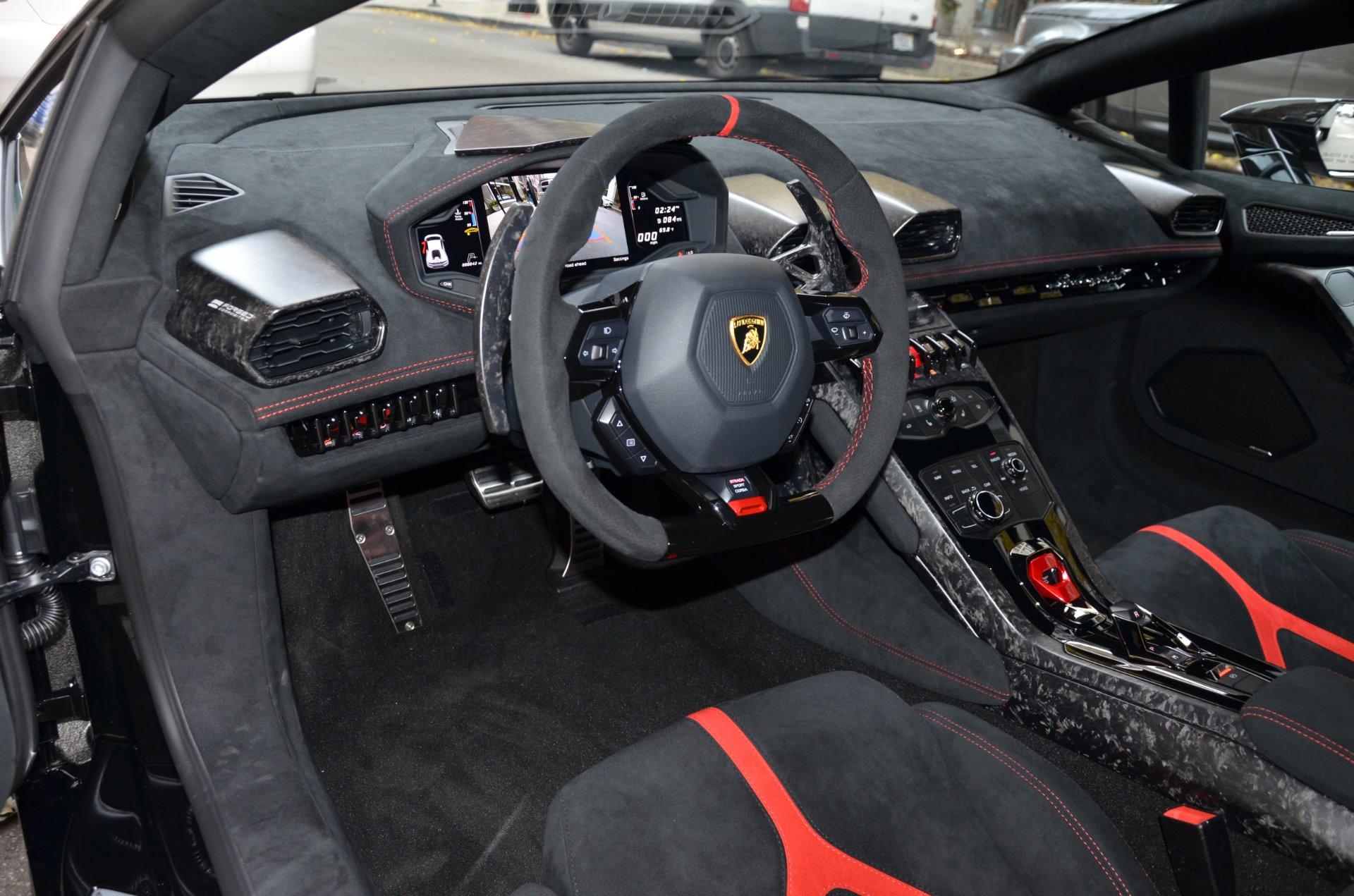 Used 2018 Lamborghini Huracan Performante LP 640-4 Performante | Chicago, IL