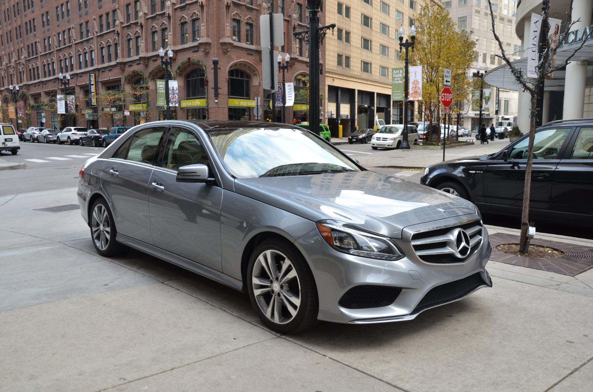 2014 mercedes benz e class e 350 luxury stock l423a for for Mercedes benz service center chicago