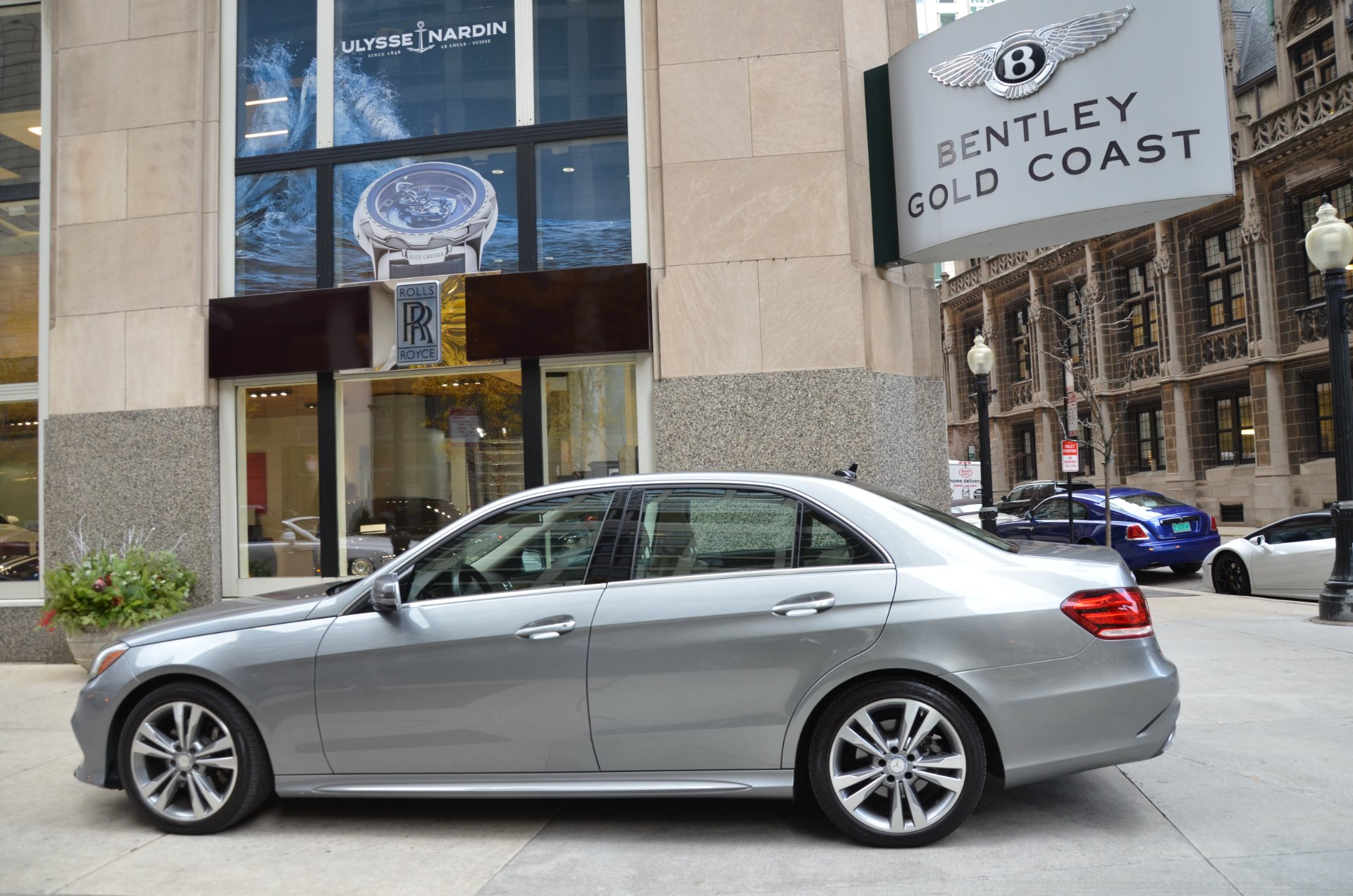 2014 mercedes benz e class e 350 luxury stock l423a for for Mercedes benz chicago dealers