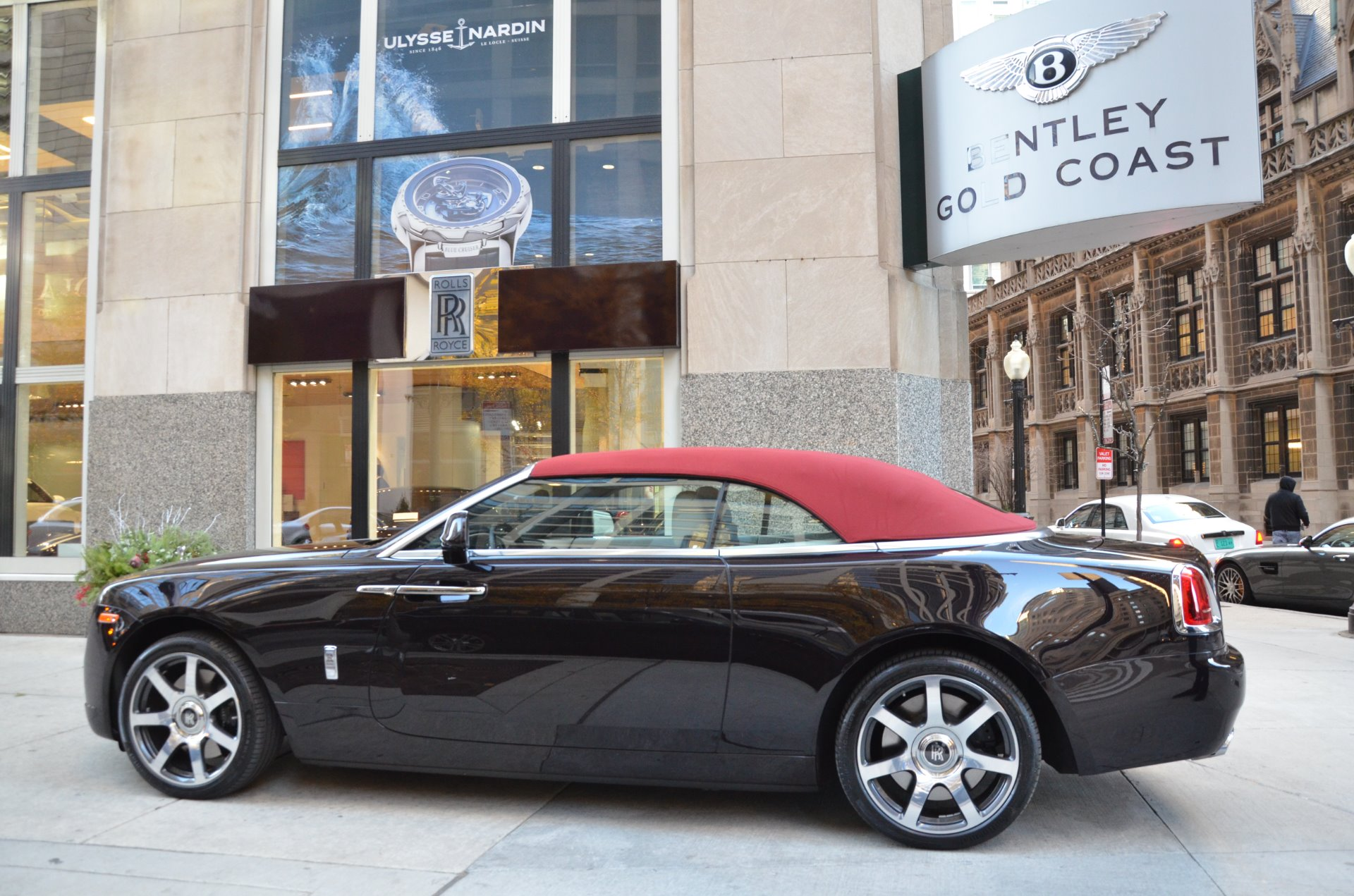 Used 2017 Rolls-Royce Dawn  | Chicago, IL