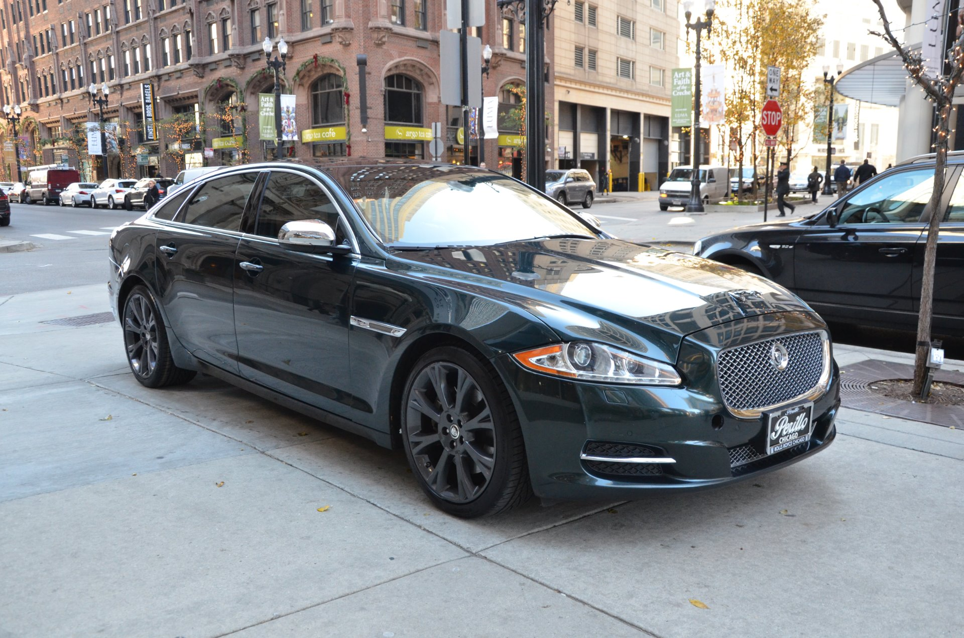 2013 Jaguar Xjl Portfolio Stock Gc Rudy20 For Sale Near