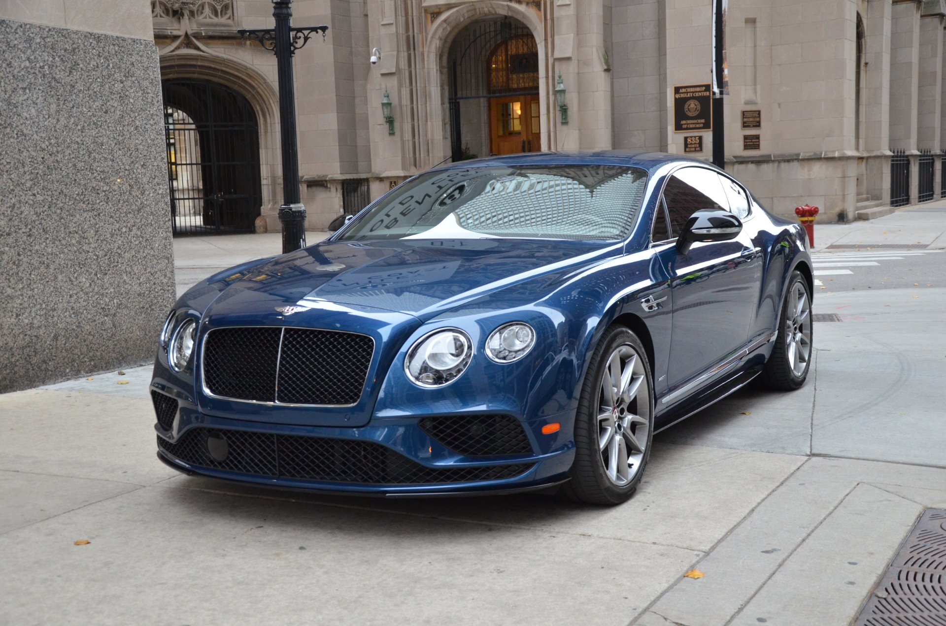 Used 2016 Bentley Continental Gt V8 S Chicago Il