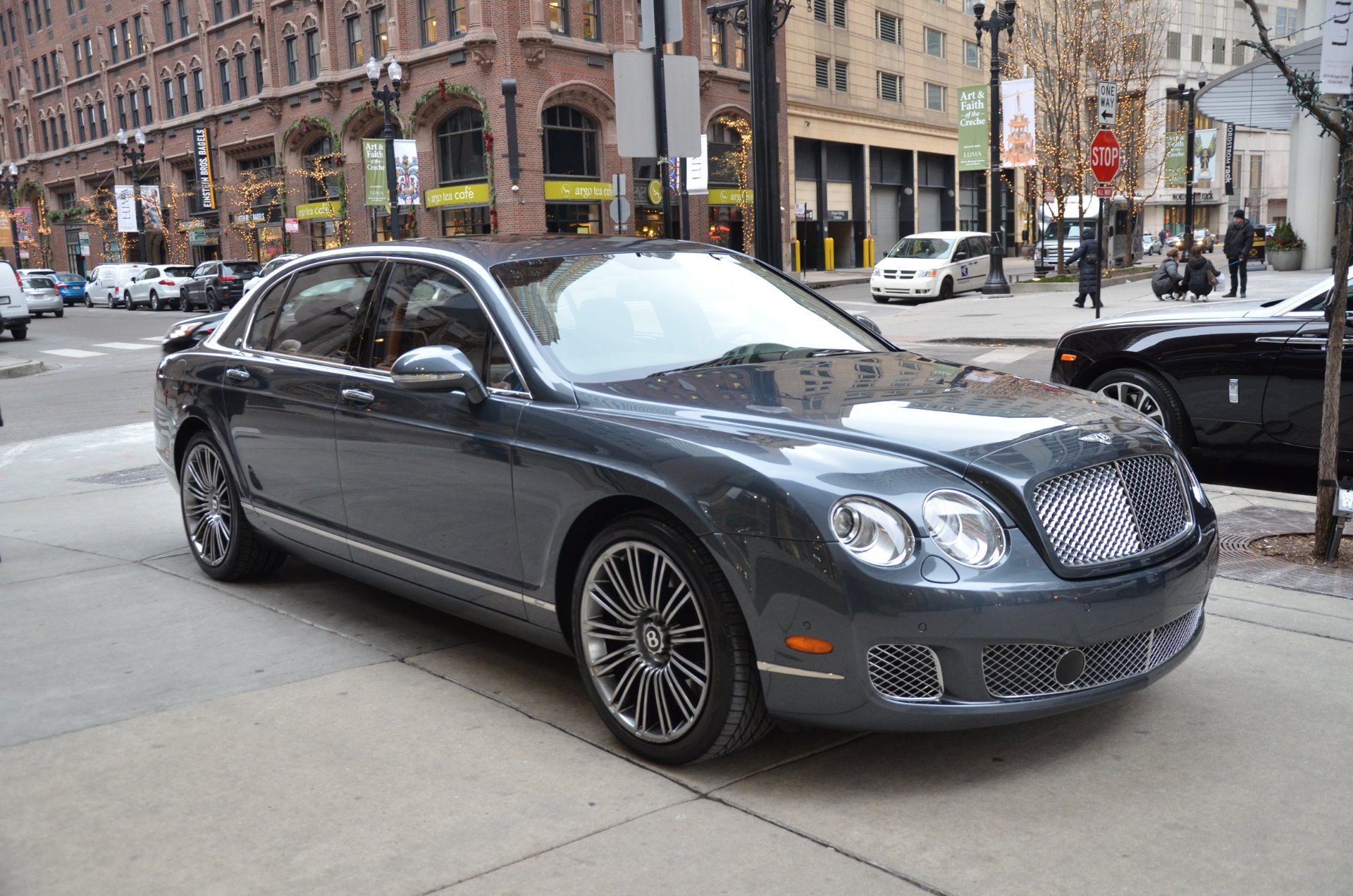 2013 Bentley Continental Flying Spur Speed Stock B992a For Sale