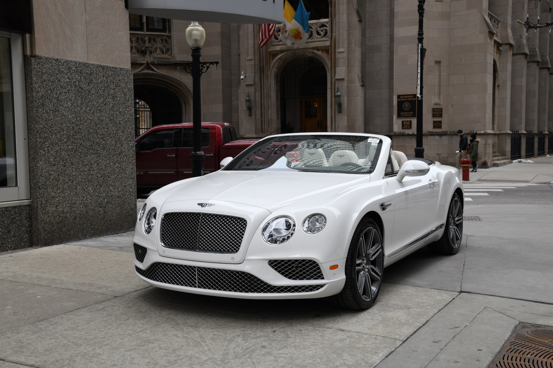 New 2018 Bentley Continental Gtc Chicago Il