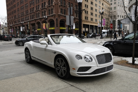 New 2018 Bentley Continental GTC  | Chicago, IL