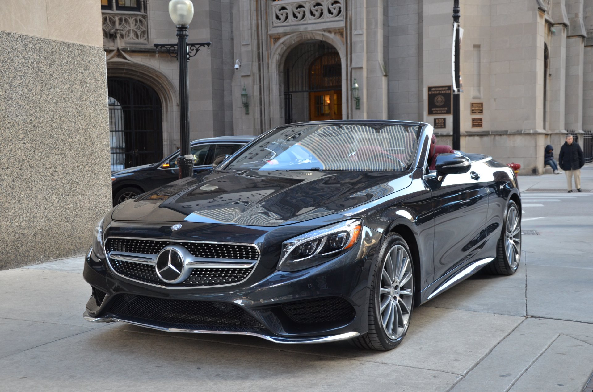 2017 Mercedes-Benz S-Class S 550 Stock # 21660 for sale ...