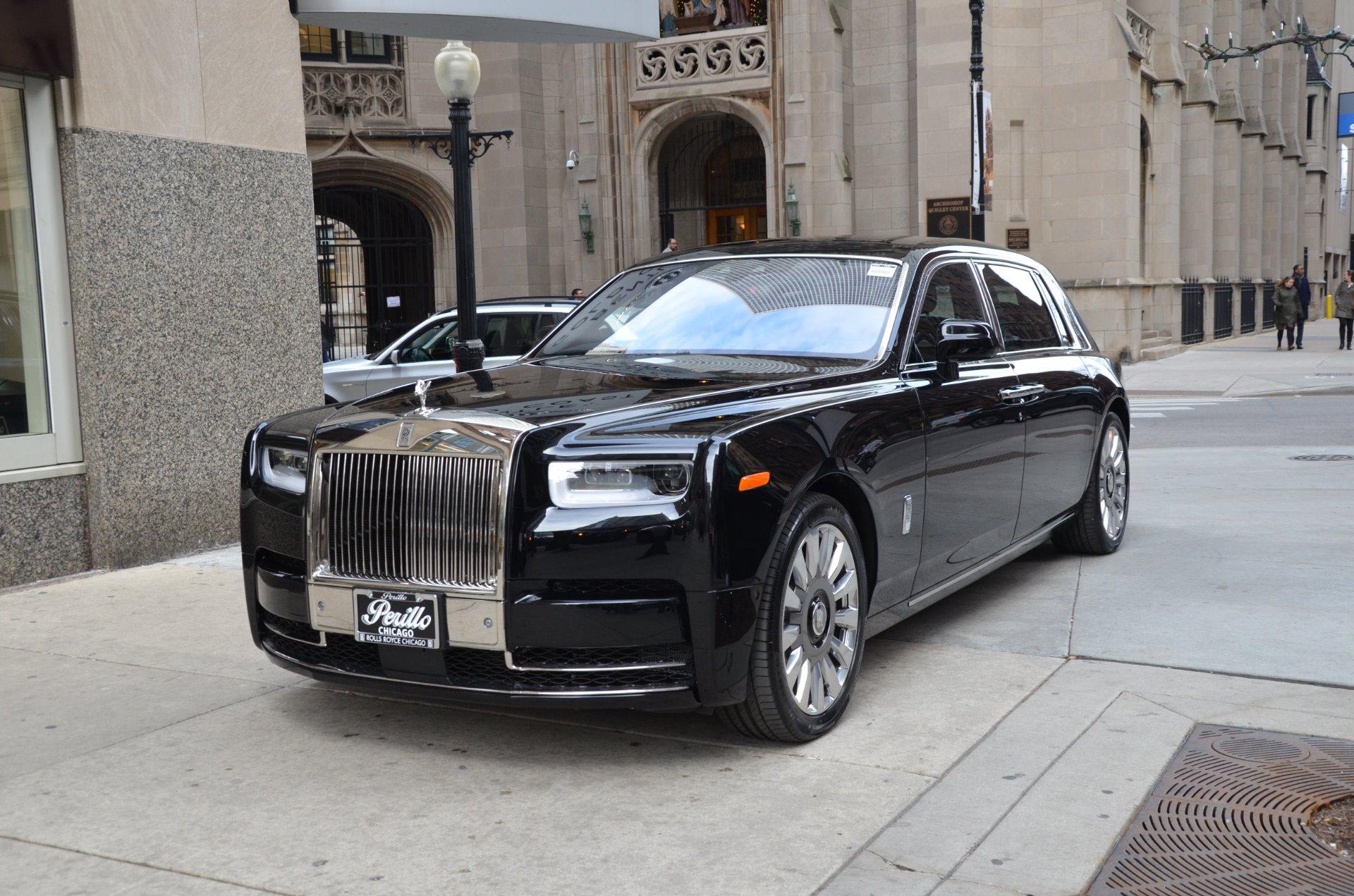 New 2018 Rolls Royce Phantom Extended Wheelbase Taking Orders Now