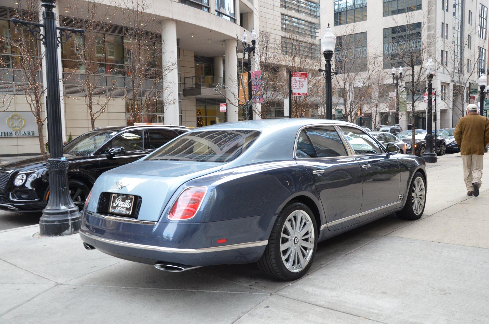 2013 Bentley Mulsanne Stock # R476A for sale near Chicago, IL   IL ...