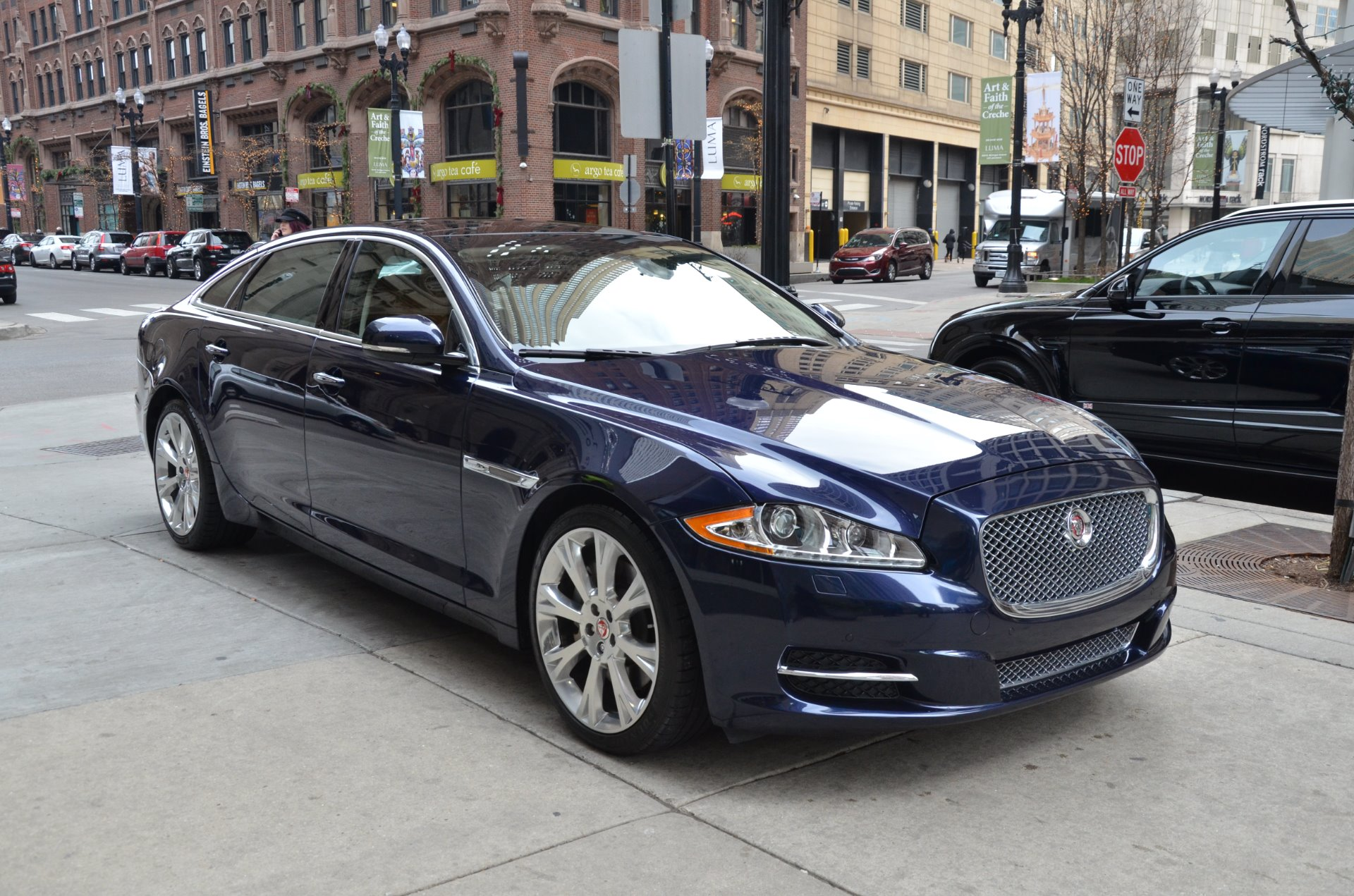 2015 jaguar xjl portfolio stock b979a for sale near. Black Bedroom Furniture Sets. Home Design Ideas