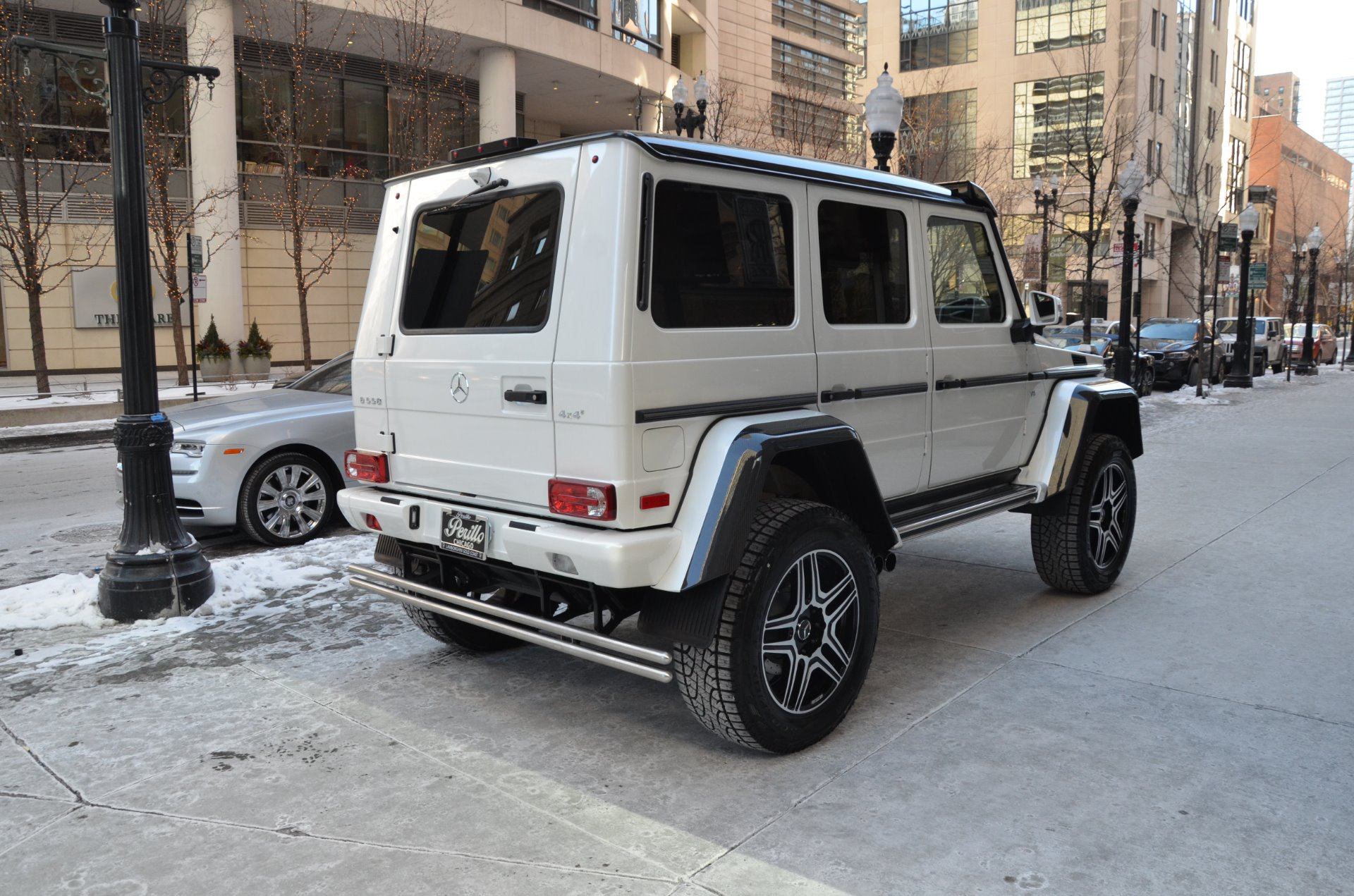 2018 mercedes benz g class g550 4x4 stock 280000 for for Mercedes benz 4x4 g class