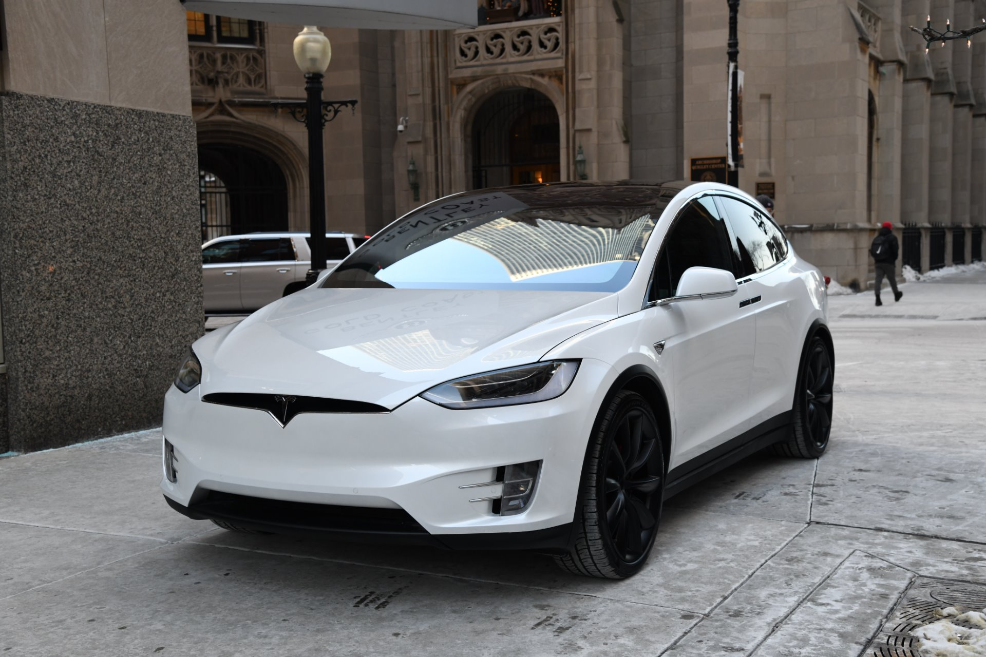 2017 Tesla Model X P100d Stock R399aab For Sale Near