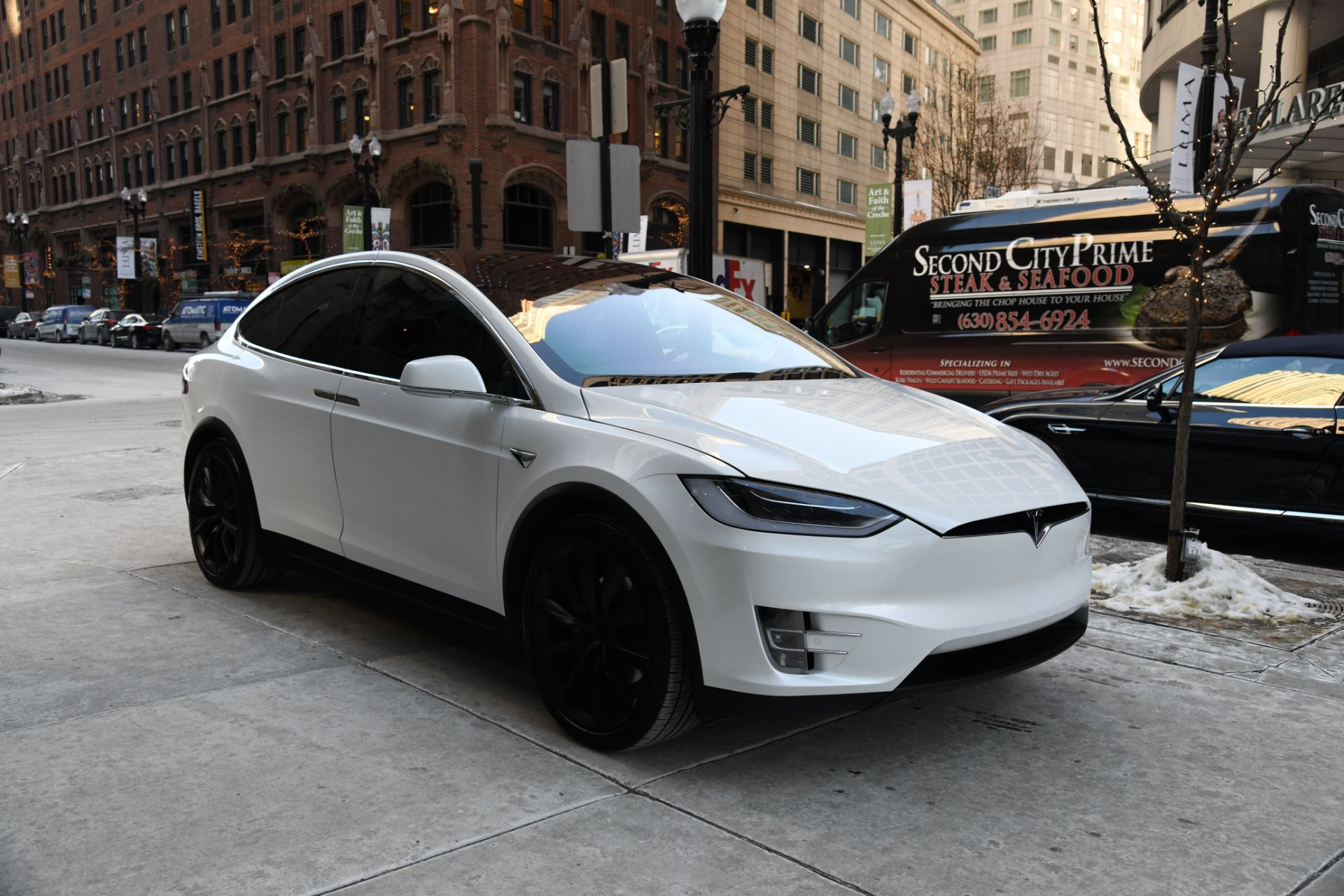 2017 tesla model x p100d stock r399aab for sale near chicago il il tesla dealer. Black Bedroom Furniture Sets. Home Design Ideas