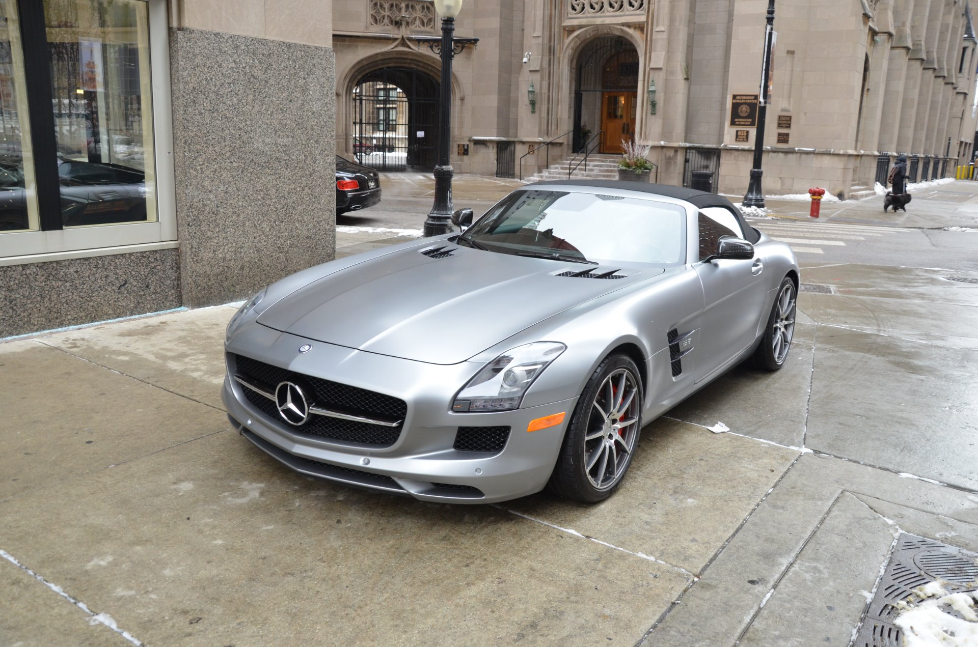 Used 2013 Mercedes-Benz SLS AMG GT | Chicago, IL