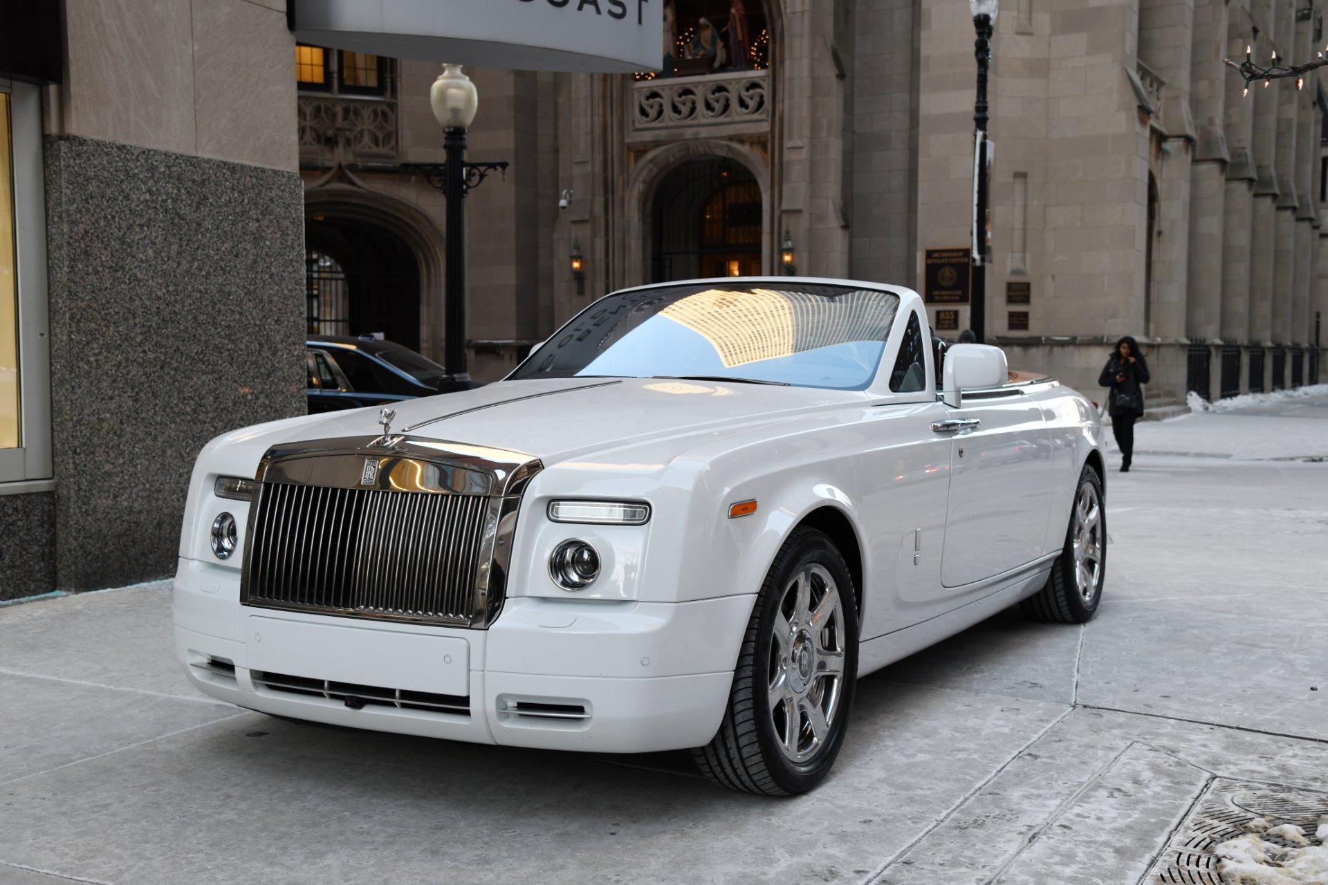 2011 Rolls Royce Phantom Drophead Coupe Stock R412aa For