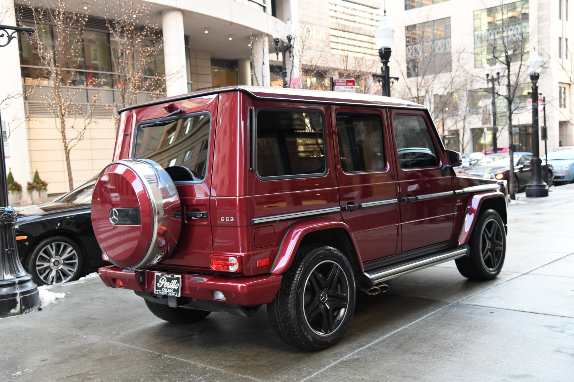 2017 Mercedes Benz G Class AMG G 63 Stock R335B A for sale near
