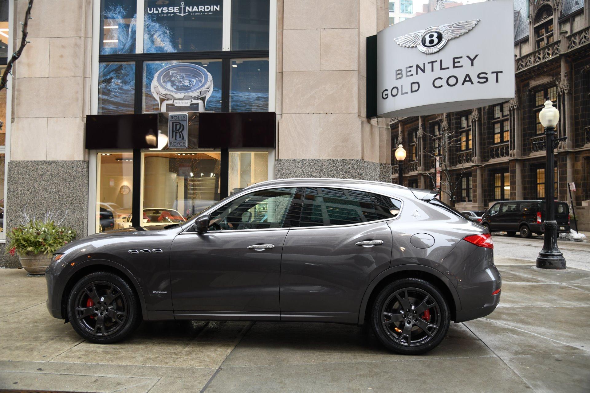 New 2018 Maserati Levante GranLusso GranLusso | Chicago, IL
