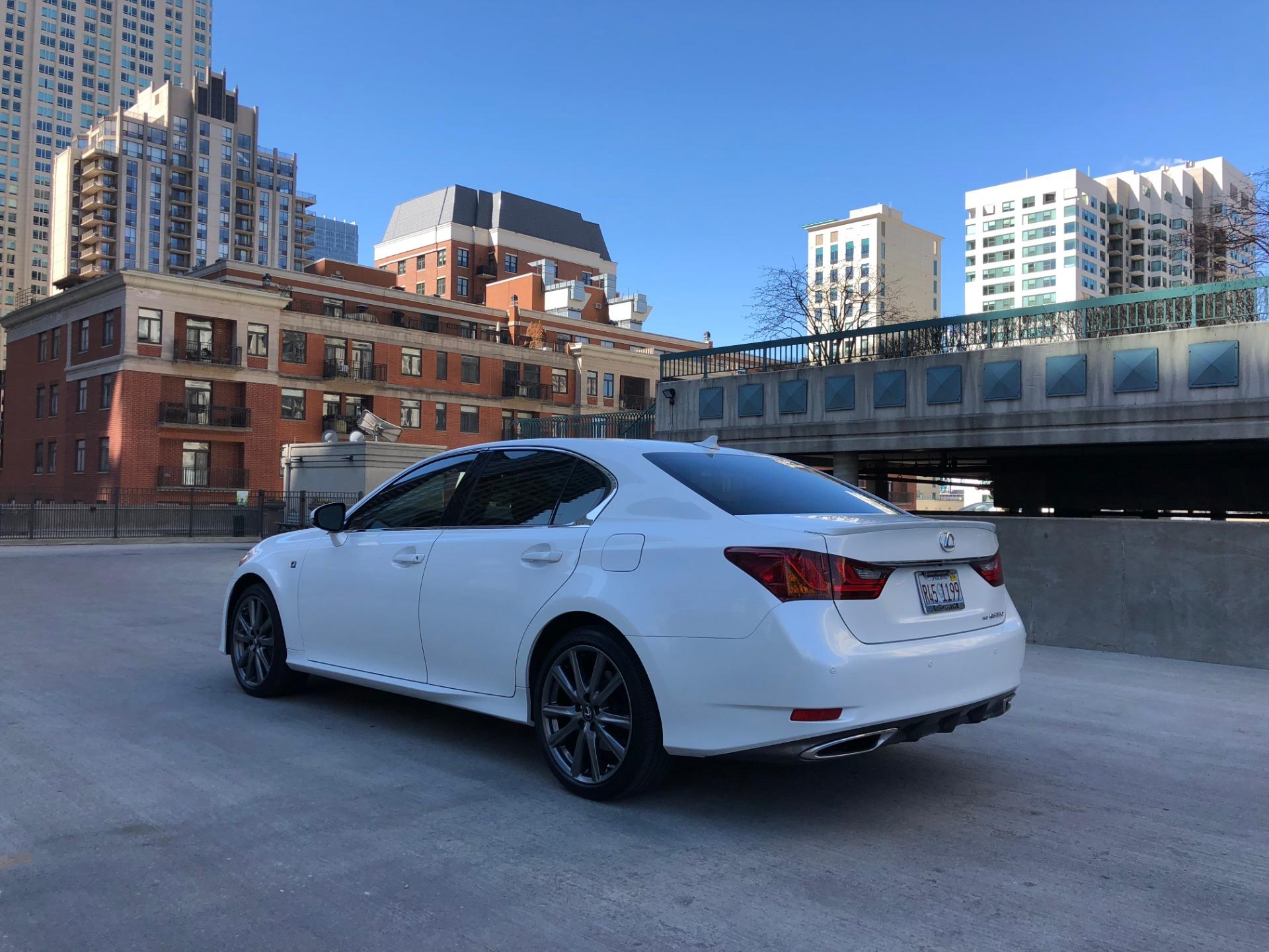 2013 Lexus Gs 350 Awd F Sport Stock Gc Mir175 For Sale Near Chicago Il Il Lexus Dealer
