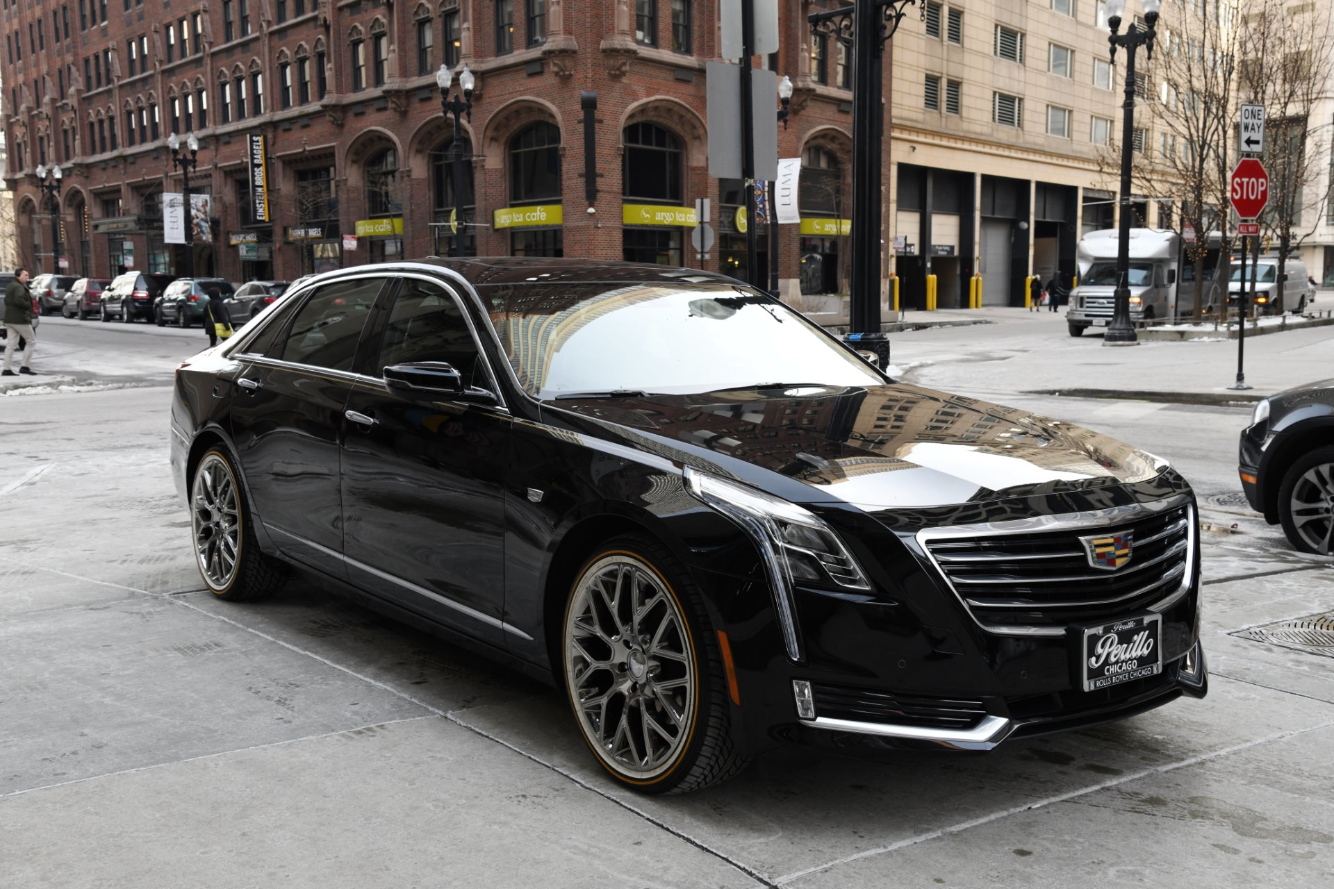 2017 Cadillac CT6 3.6L Luxury Stock # GC2238A For Sale