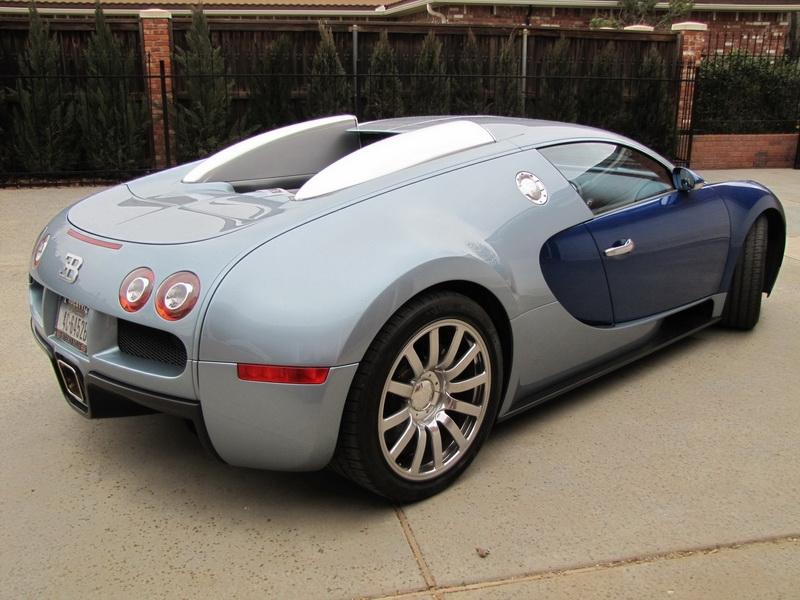 2008 bugatti veyron 16 4 stock gc bug2 for sale near chicago il il bugat. Black Bedroom Furniture Sets. Home Design Ideas