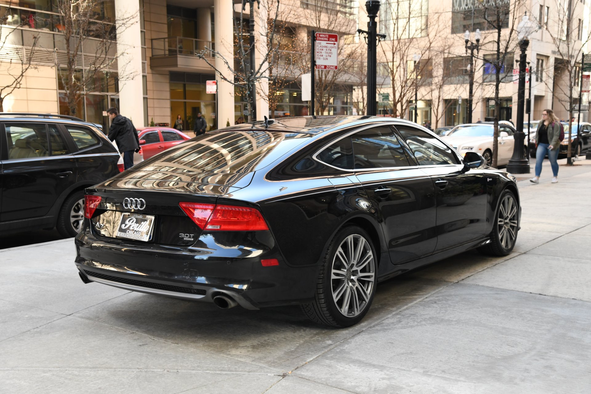 2012 audi a7 3 0t quattro prestige stock 41064 for sale near chicago il il audi dealer. Black Bedroom Furniture Sets. Home Design Ideas
