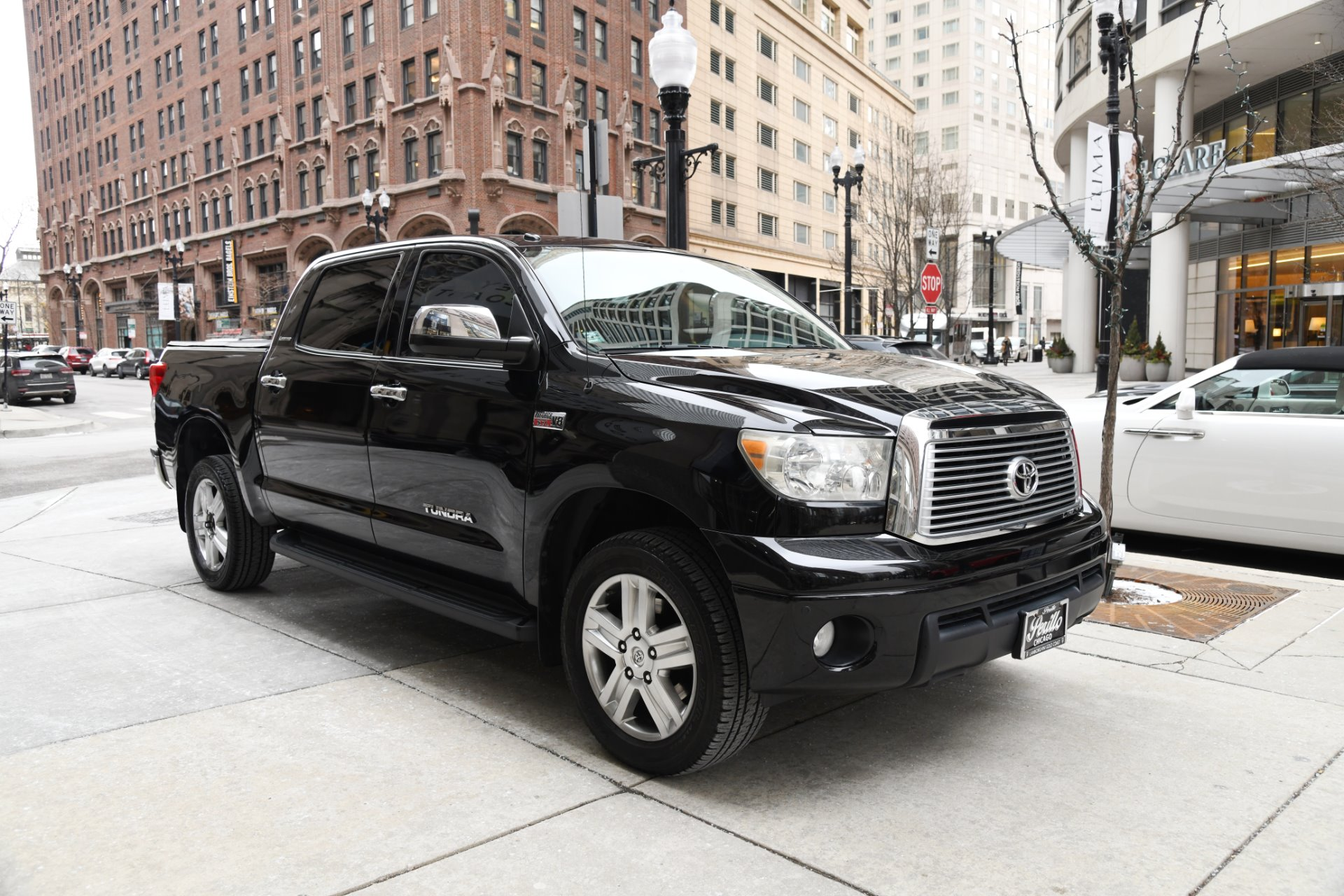 Toyota Tundra Limited Stock BABA For Sale Near Chicago - Toyota dealerships chicago