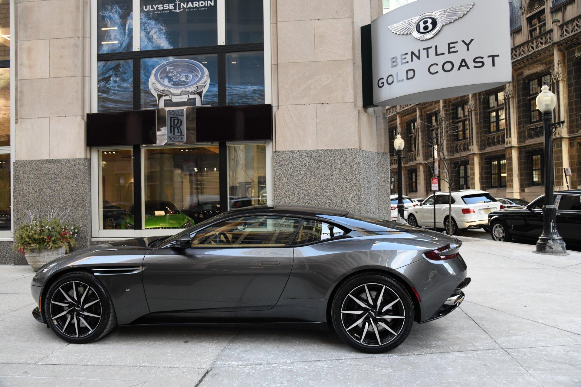2017 Aston Martin Db11 Stock Gc2268 For Sale Near Chicago Il Il
