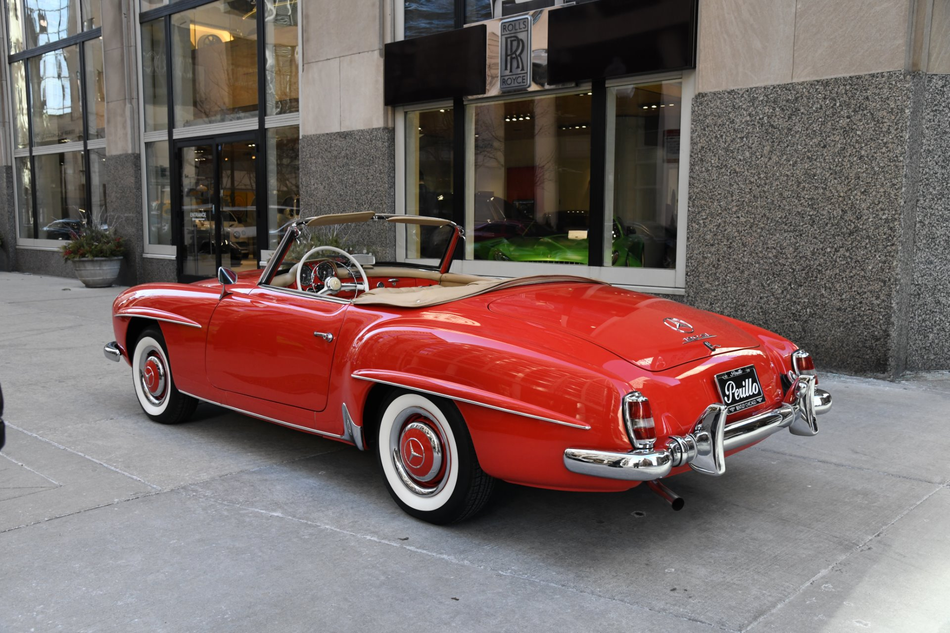 1963 Mercedes-Benz 190SL Stock # GC2287 for sale near ...
