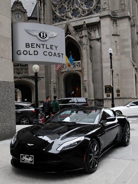 2017 Aston Martin Db11 Stock 02091 For Sale Near Chicago Il Il Aston Martin Dealer