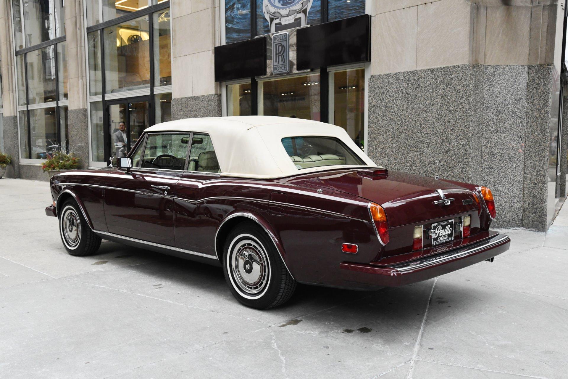 1993 Rolls-Royce Corniche IV Stock # GC2056A for sale near ...