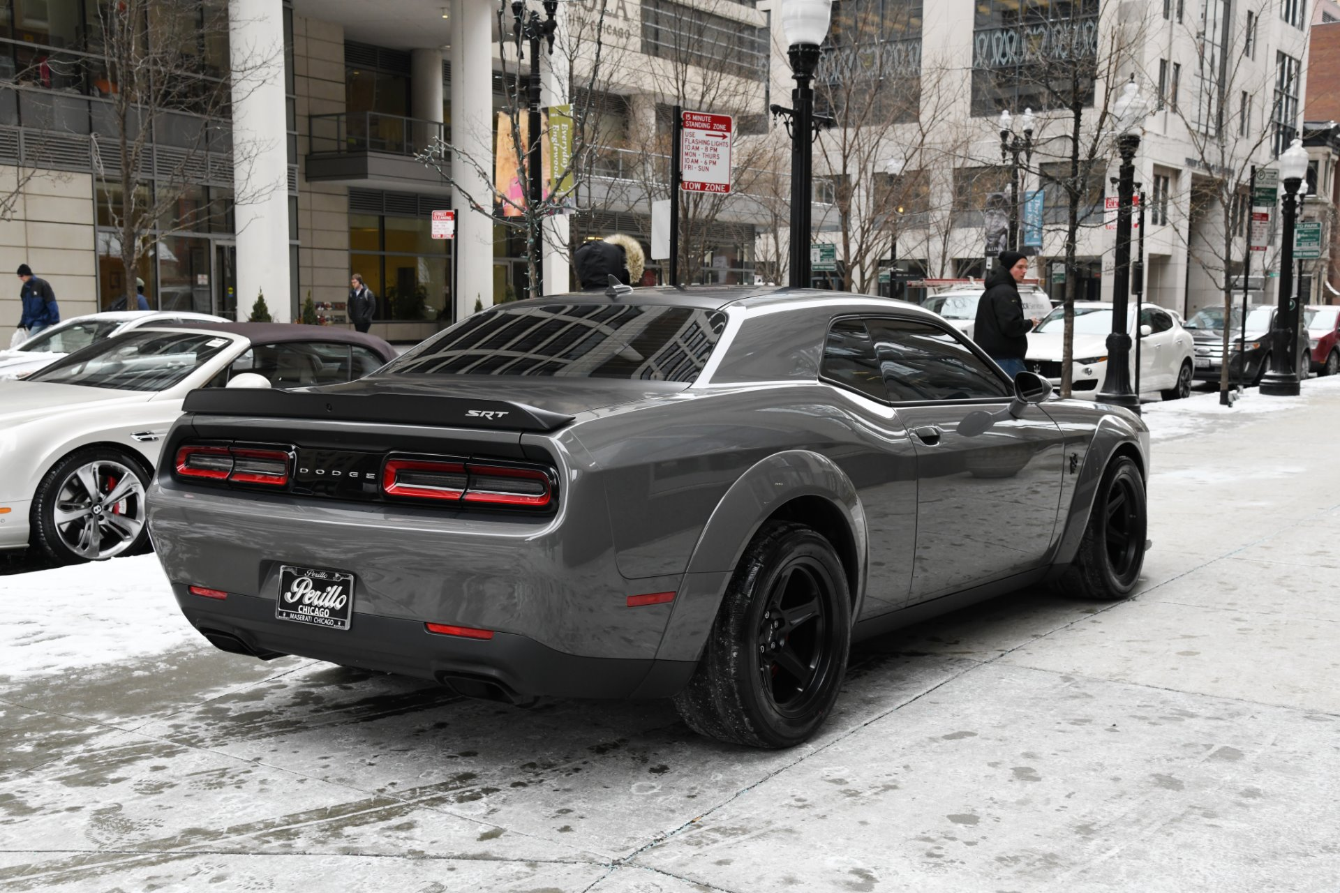 2018 dodge challenger srt demon stock r493b for sale near chicago il il dodge dealer. Black Bedroom Furniture Sets. Home Design Ideas