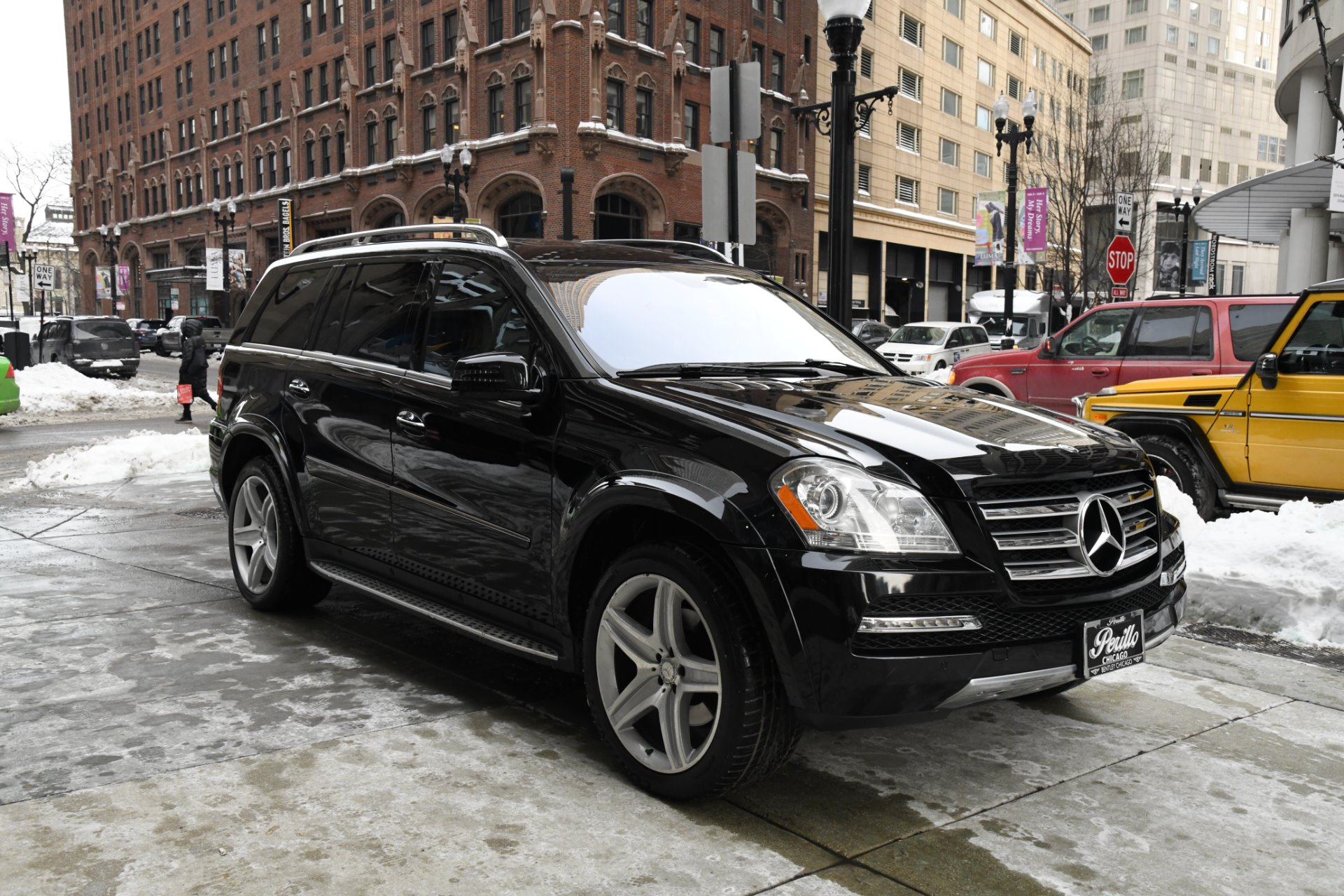 2011 Mercedes-Benz GL-Class GL 550 4MATIC Stock # B982BB ...