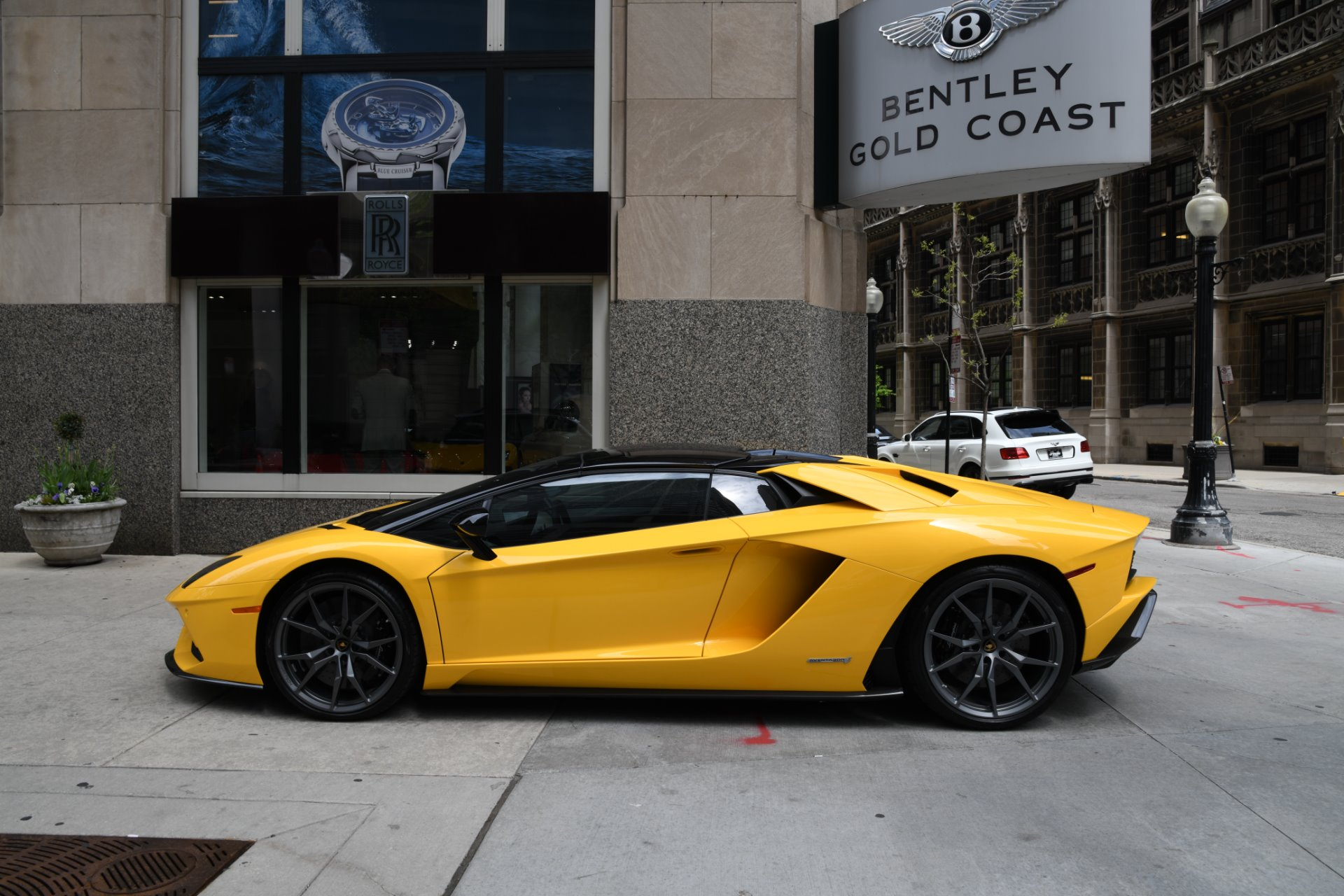 Used 2018 Lamborghini Aventador S Roadster LP 740-4 S | Chicago, IL
