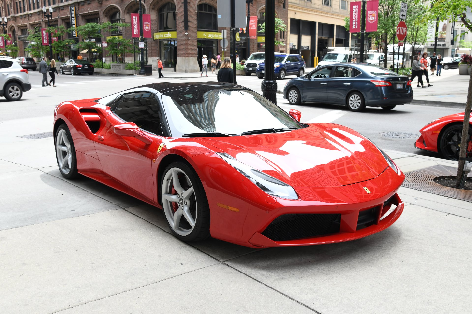Used 2018 Ferrari 488 Spider  | Chicago, IL