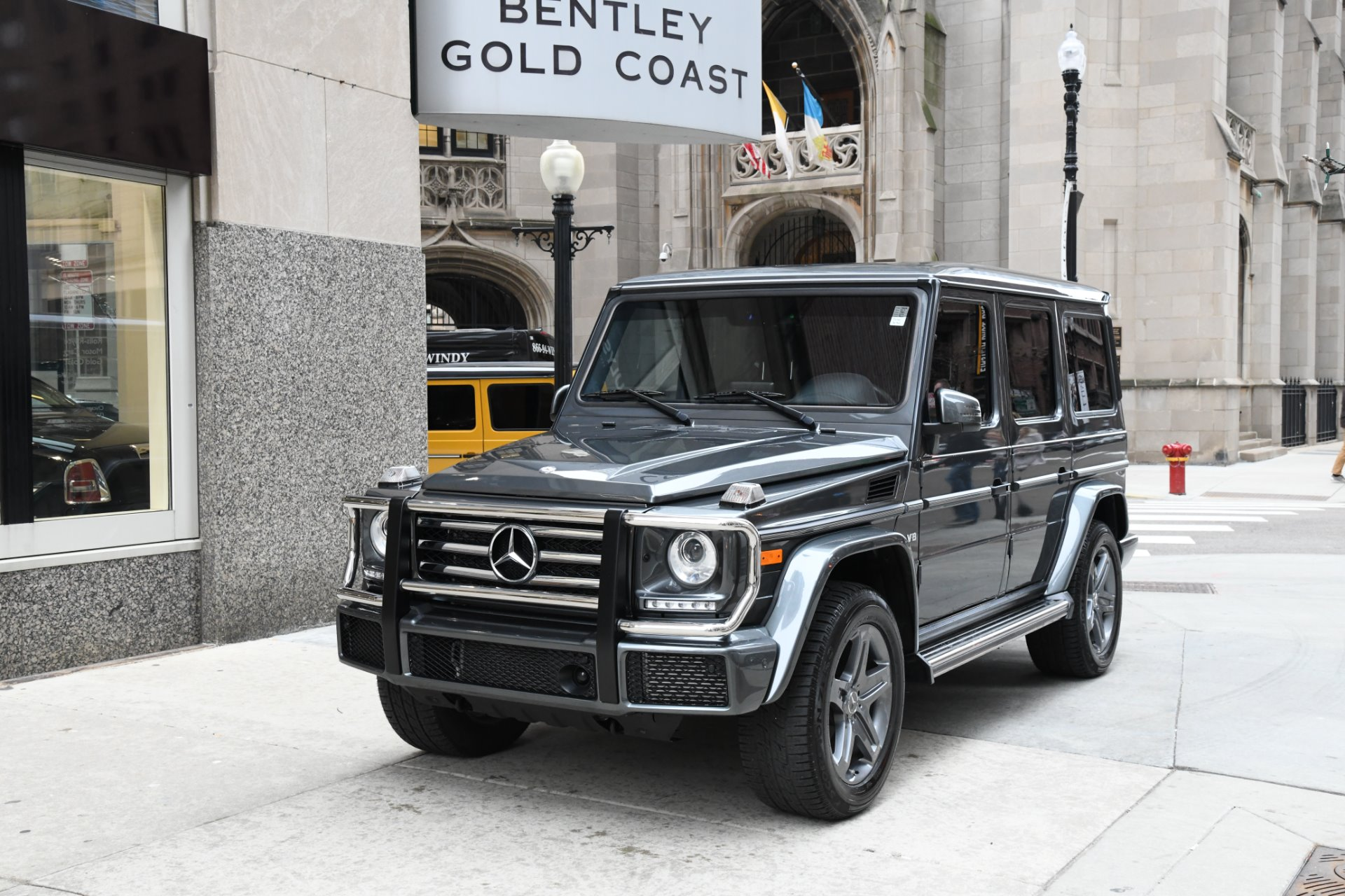 2017 mercedes benz g class g 550 stock gc2281 for sale for Mercedes benz chicago dealers