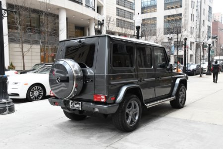 Used 2017 Mercedes-Benz G-Class G 550 | Chicago, IL