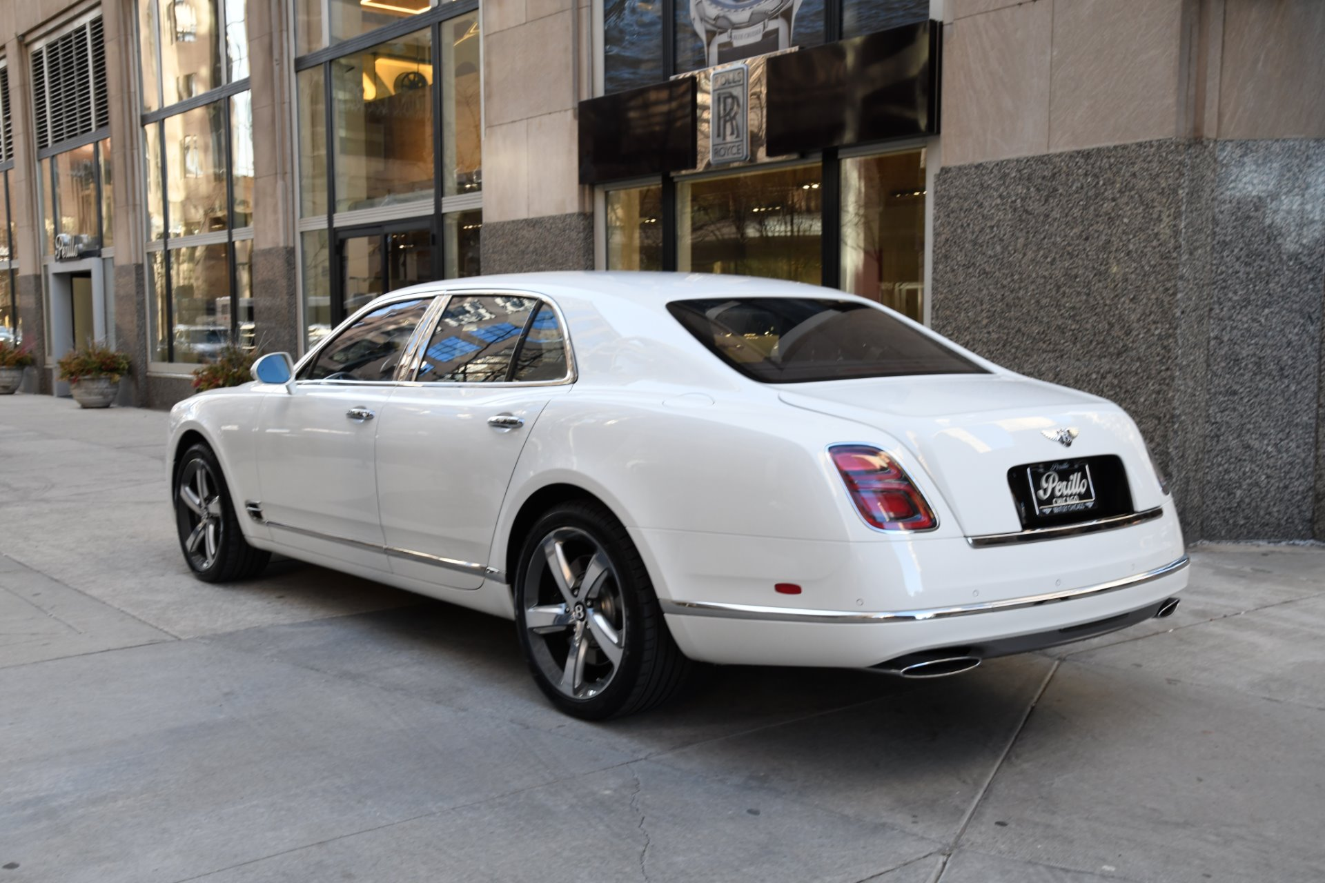 Used 2017 Bentley Mulsanne Speed | Chicago, IL