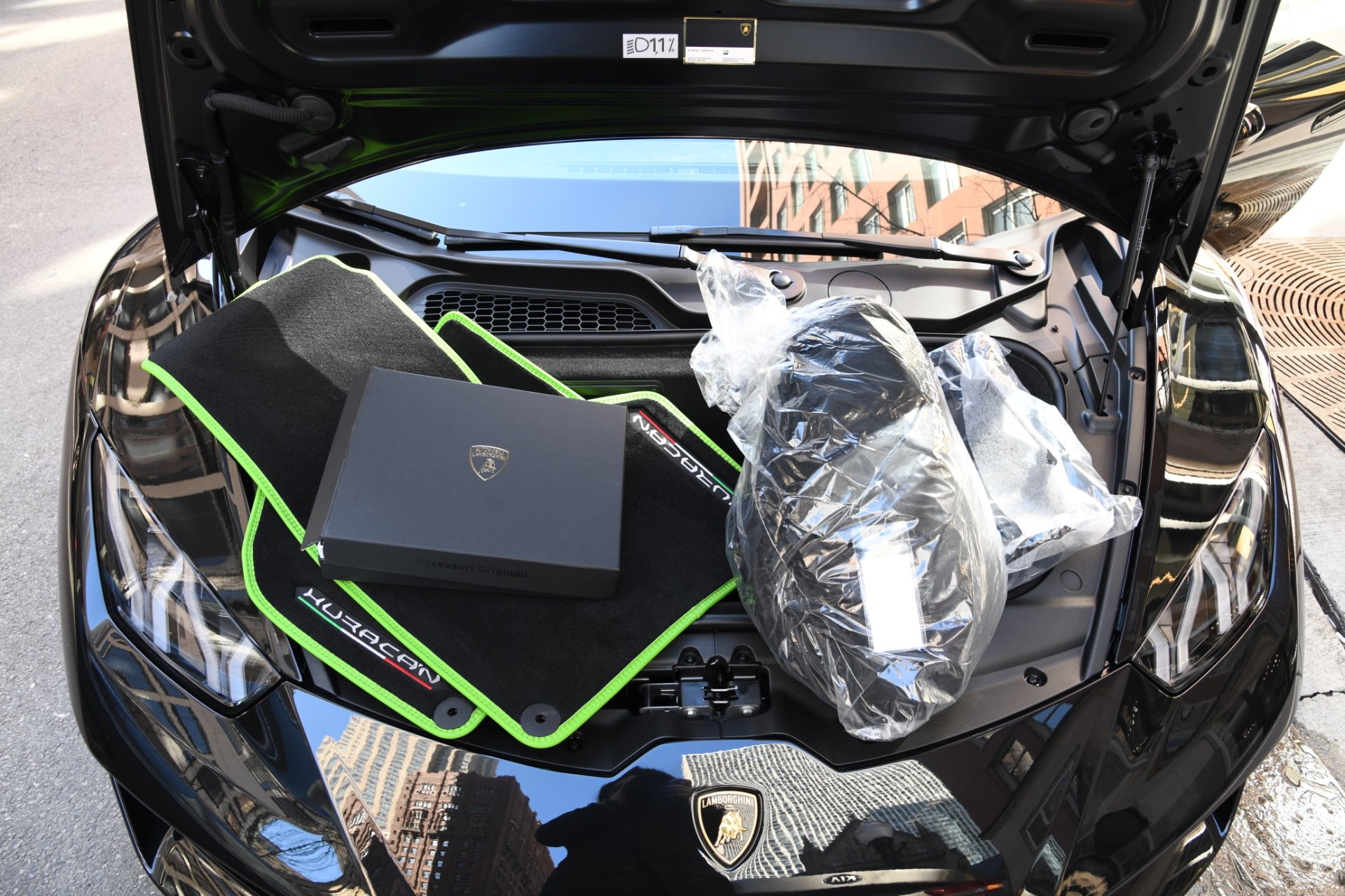 2018 Lamborghini Huracan Lp 580 2 Stock 09504 For Sale Near