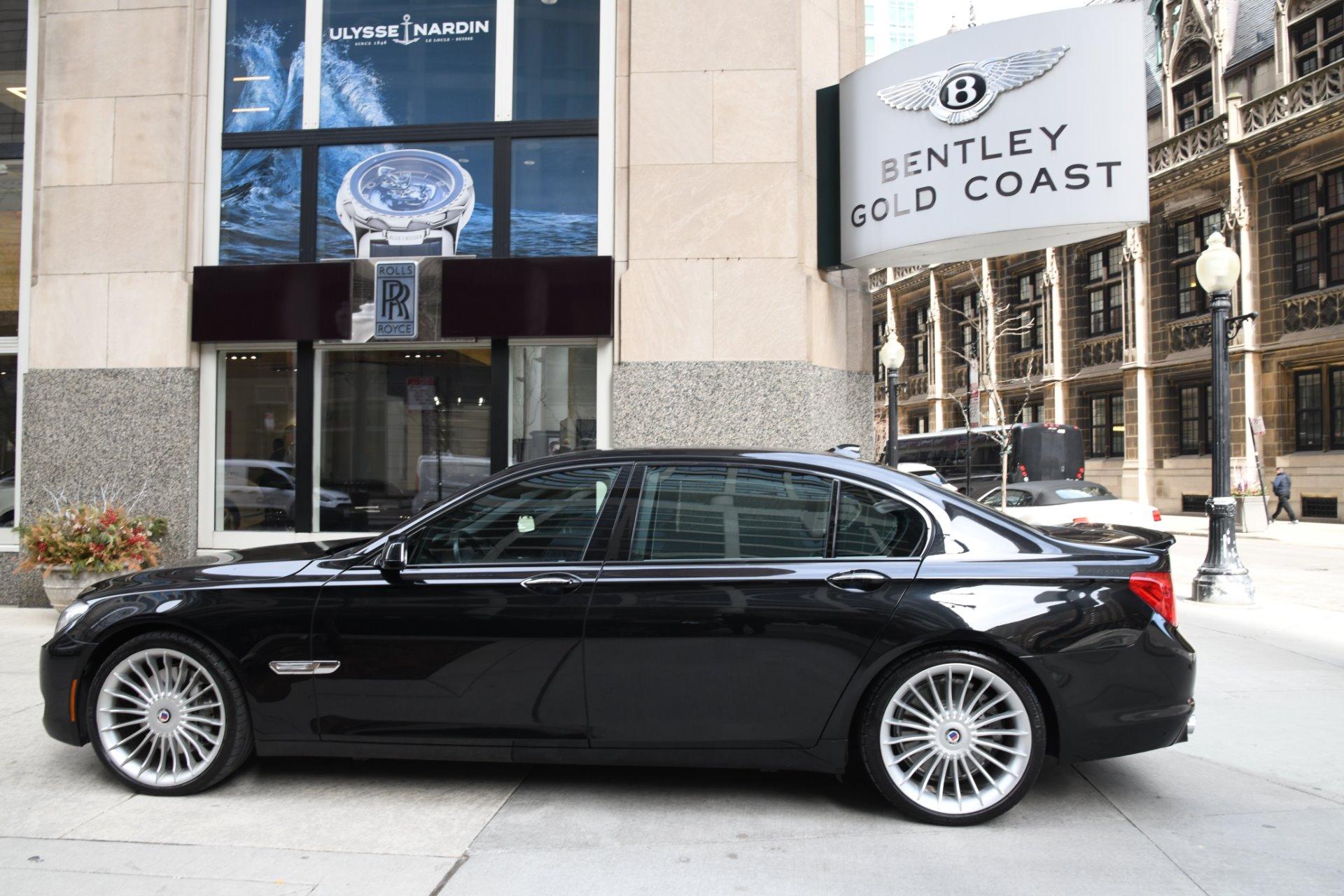 2012 Bmw 7 Series Alpina B7 Lwb Stock B890aa For Sale Near Chicago Il Il Bmw Dealer