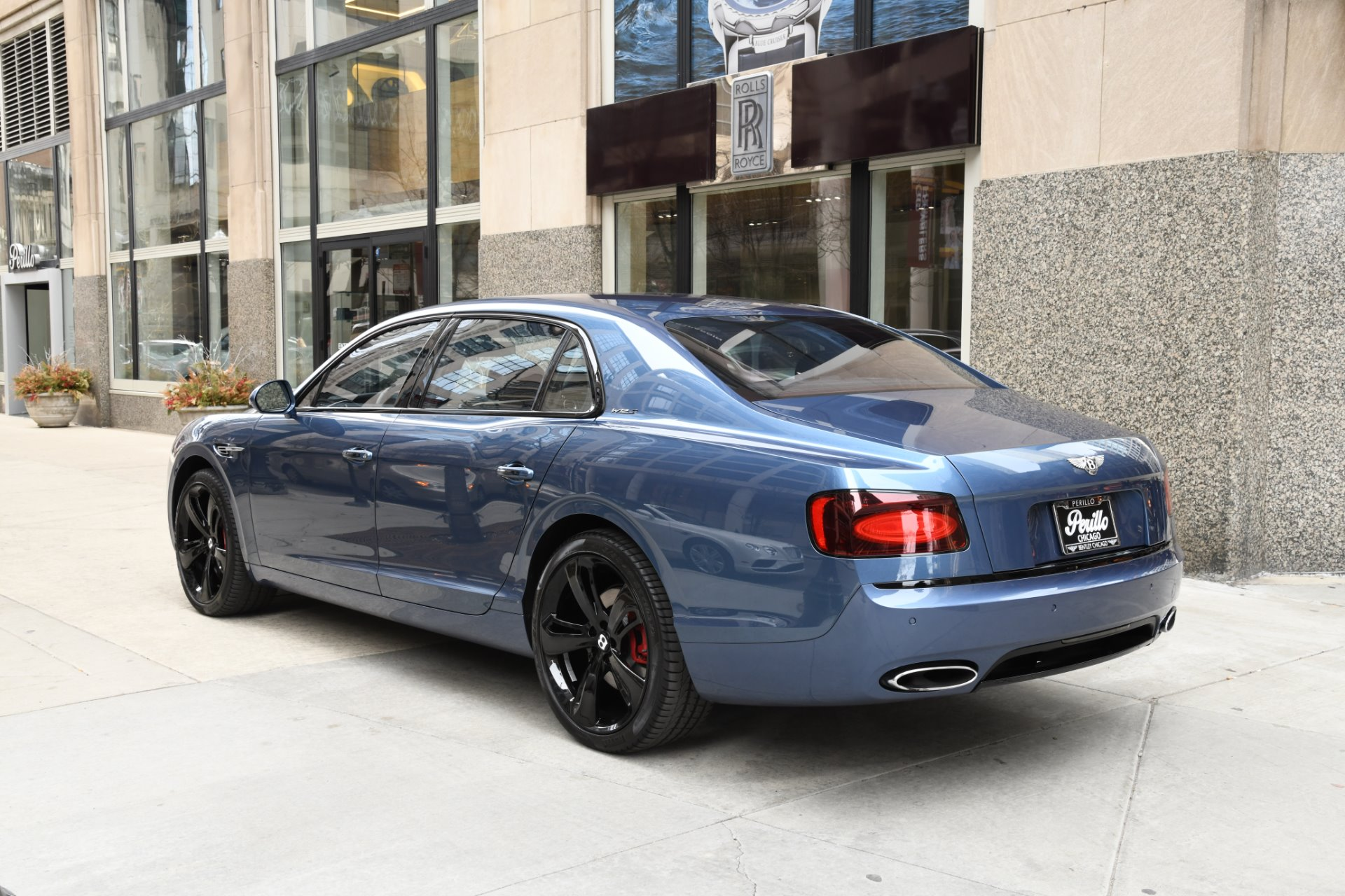 2017 bentley flying spur w12 s w12 s stock b1035 s for sale near chicago il il bentley dealer. Black Bedroom Furniture Sets. Home Design Ideas